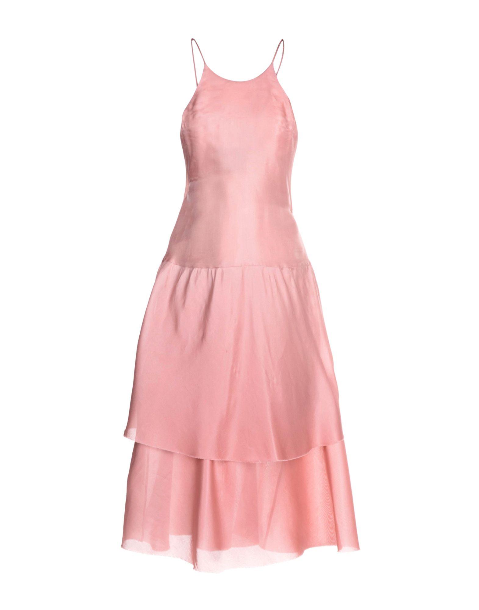 ERIKA CAVALLINI Платье длиной 3/4 lisa corti платье длиной 3 4