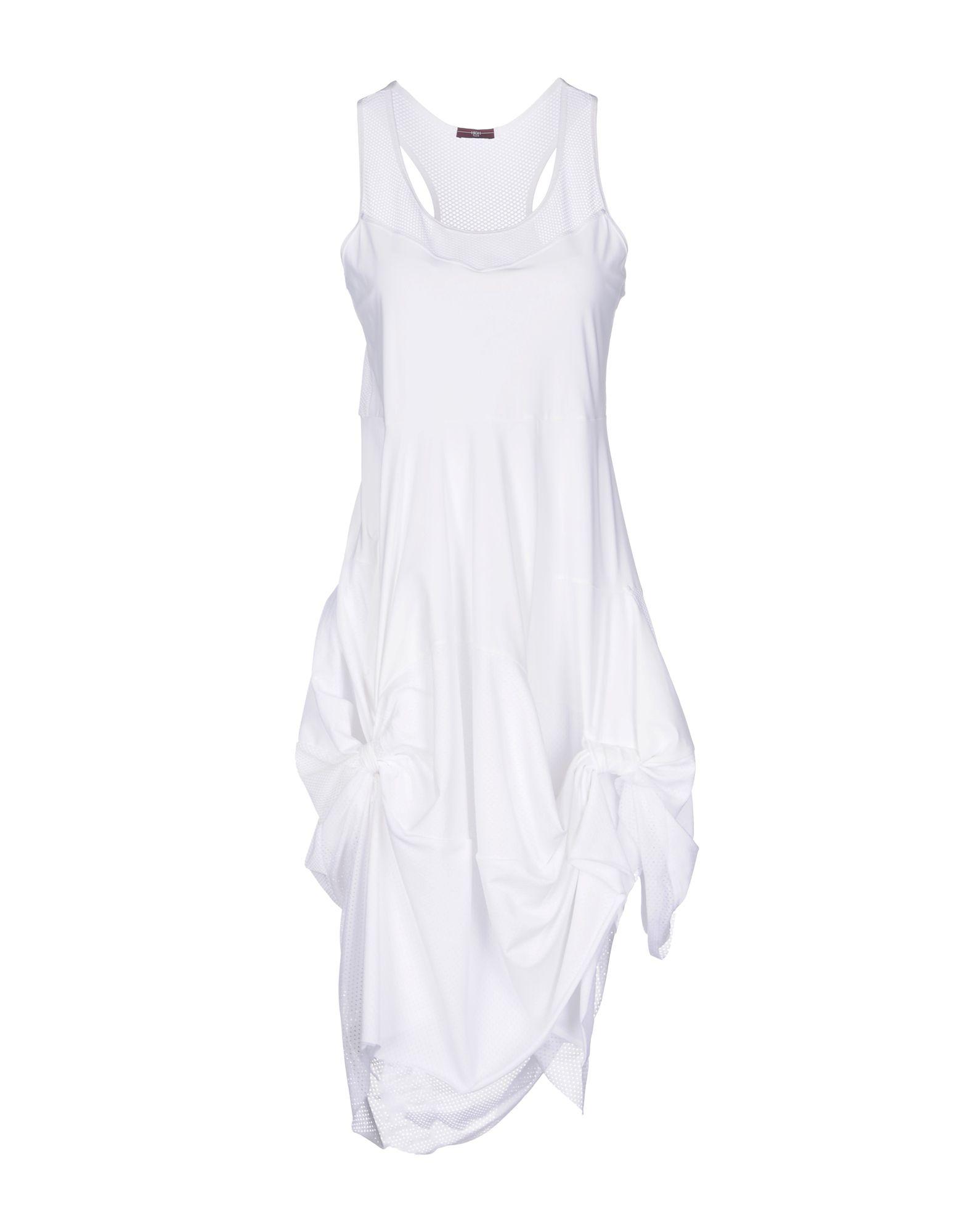 HIGH Платье длиной 3/4 lisa corti платье длиной 3 4