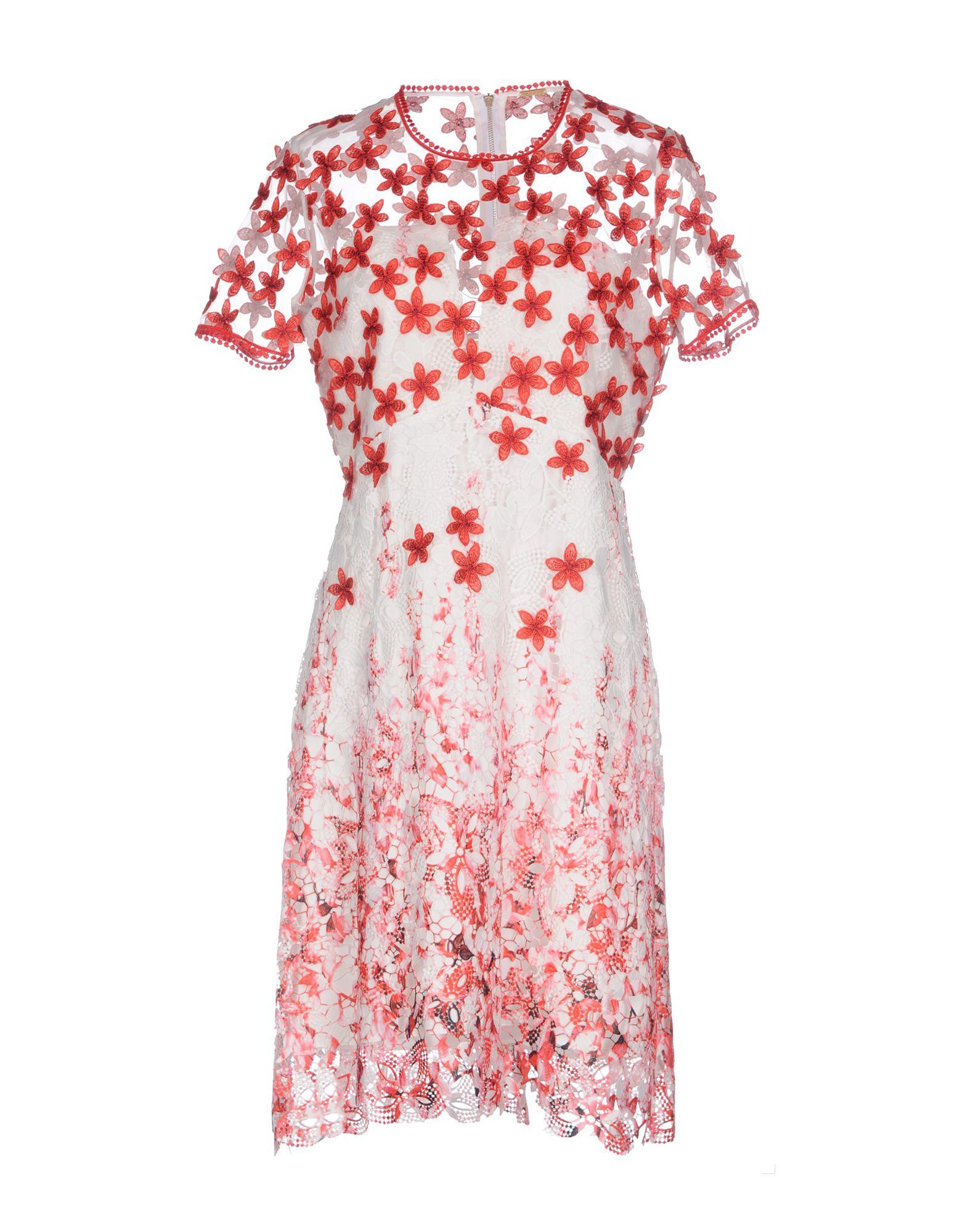 купить ELIE TAHARI Короткое платье по цене 29600 рублей