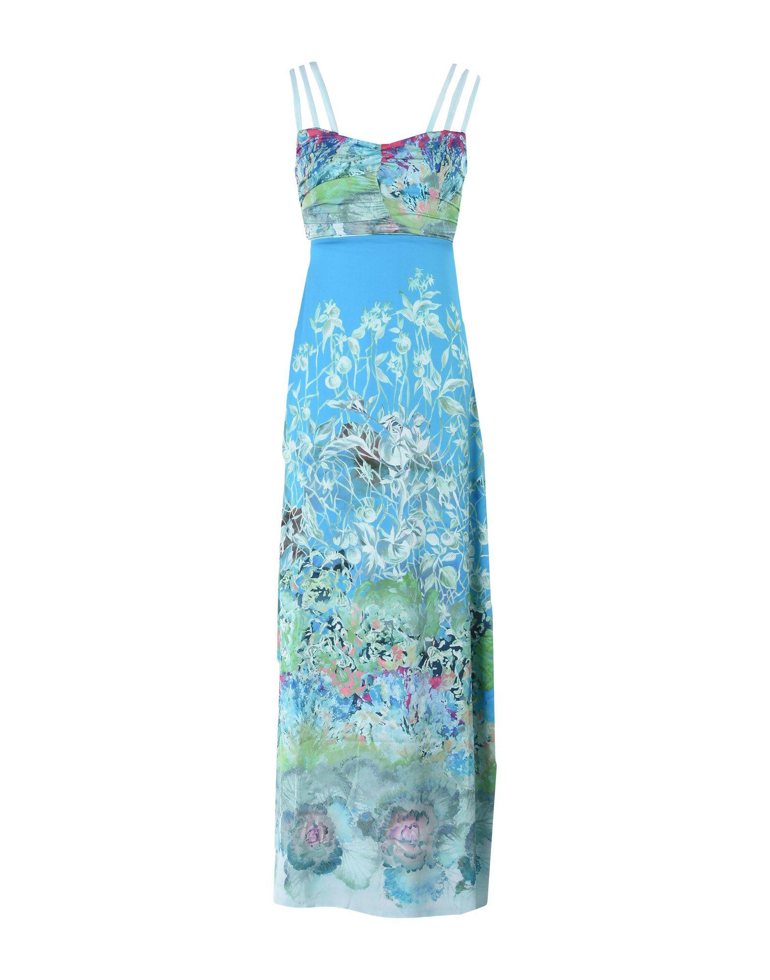 SAVE THE QUEEN Длинное платье