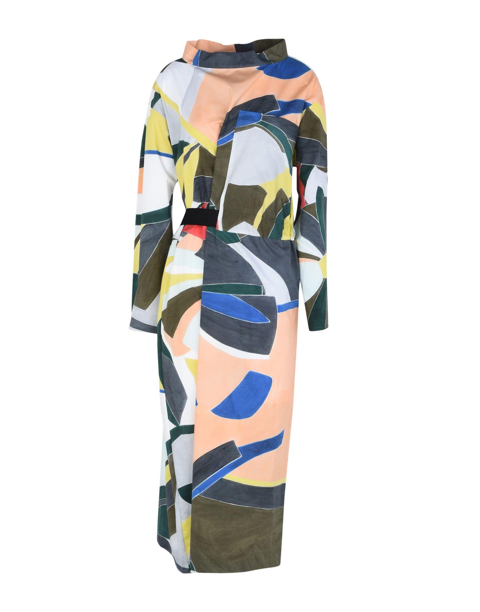 ERIKA CAVALLINI Платье длиной 3/4 erika cavallini платье длиной 3 4
