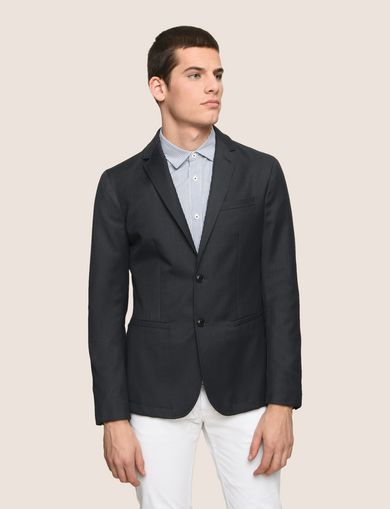TAILORED TWO-BUTTON BLAZER