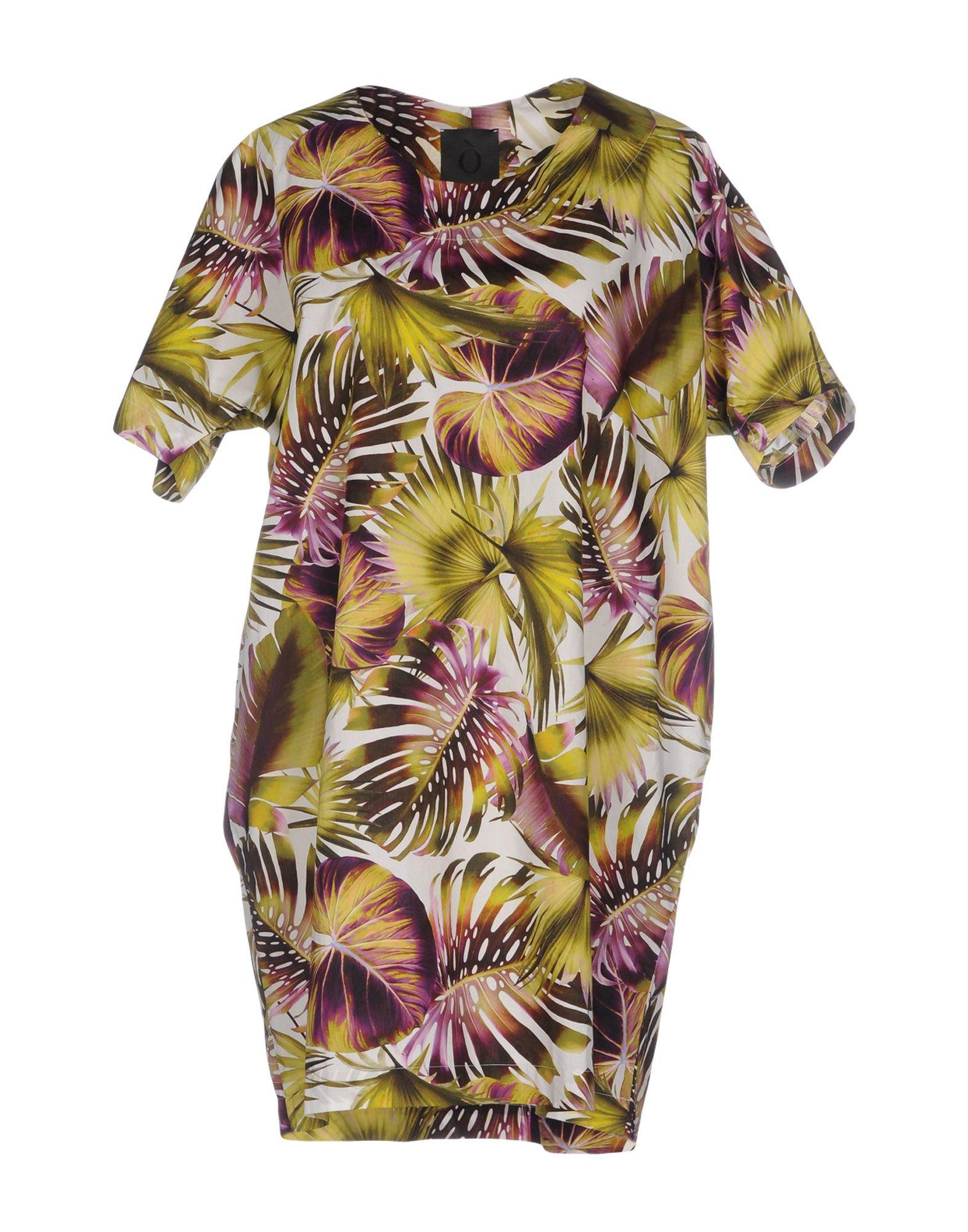 OBLÒ® UNIQUE Короткое платье декоративный элемент астра 30 х 27 мм 4 шт