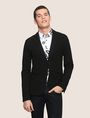 ARMANI EXCHANGE PONTE KNIT BLAZER Blazer Man f