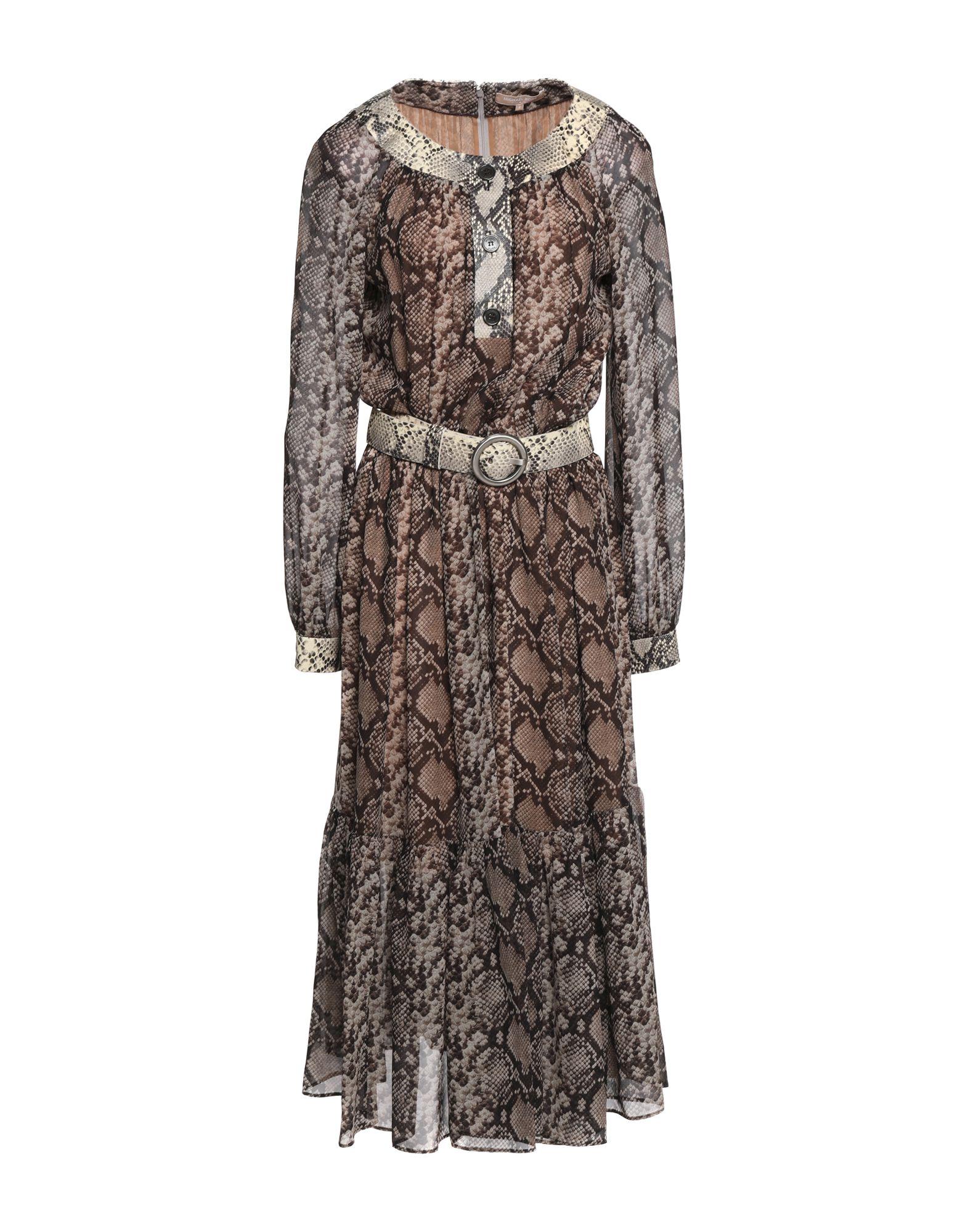 MICHAEL KORS Платье длиной 3/4 lisa corti платье длиной 3 4