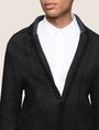 ARMANI EXCHANGE ZIGZAG STRIPE KNIT BLAZER Blazer Man b