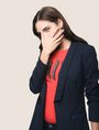 ARMANI EXCHANGE POP COLOR LONGLINE BLAZER Blazer Woman a