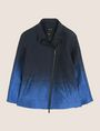 ARMANI EXCHANGE OMBRE JACQUARD A-LINE JACKET Jacket Woman r