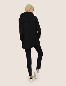 ARMANI EXCHANGE LONGLINE UTILITY PARKA Coat Woman e