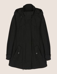 ARMANI EXCHANGE LONGLINE UTILITY PARKA Coat Woman r