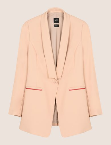 POP COLOR LONGLINE BLAZER