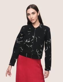ARMANI EXCHANGE Blouson Jacket Woman f