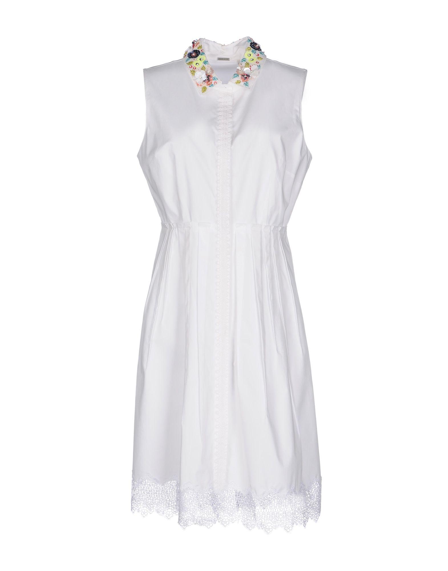 где купить ELIE TAHARI Короткое платье по лучшей цене