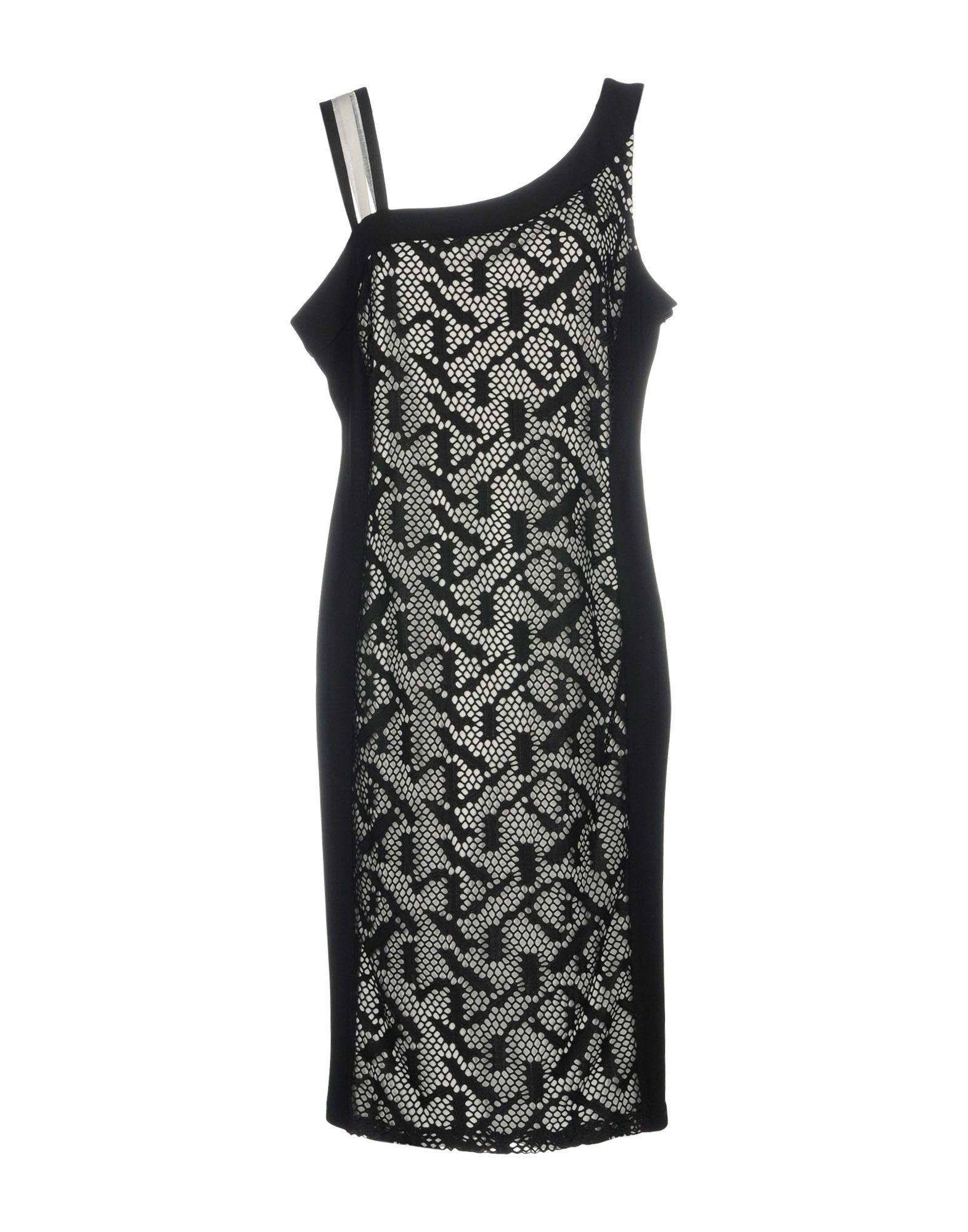 цена FRANK LYMAN Платье до колена онлайн в 2017 году