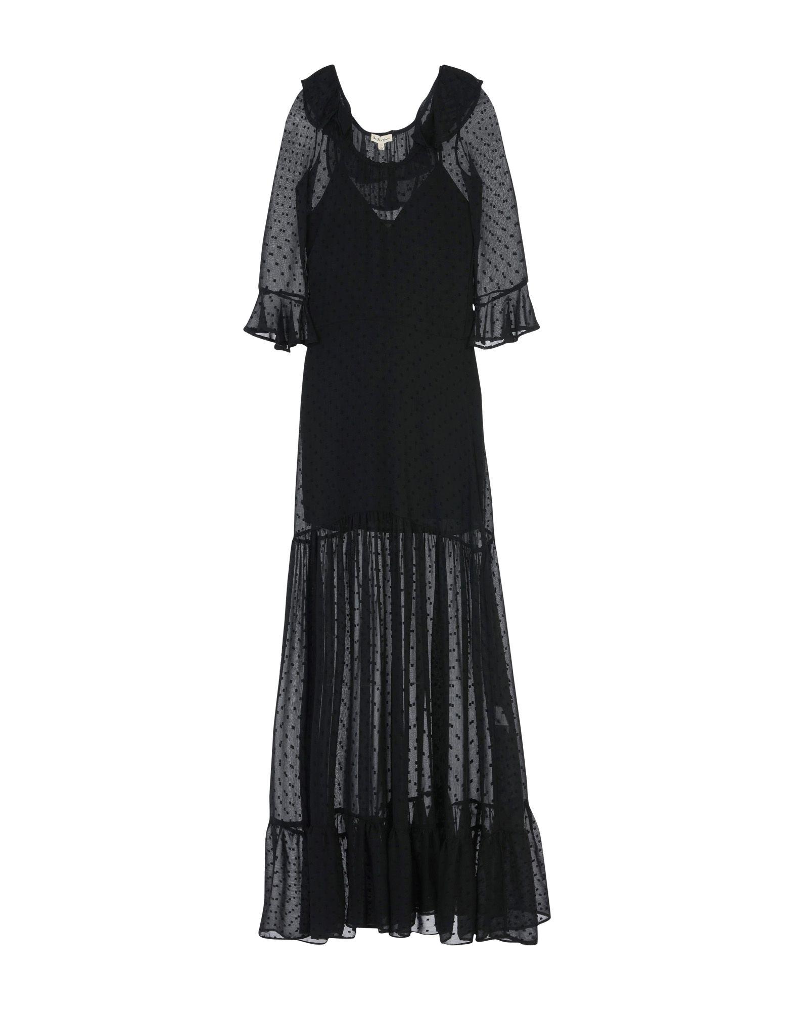 FOR LOVE & LEMONS Длинное платье oh my love длинное платье