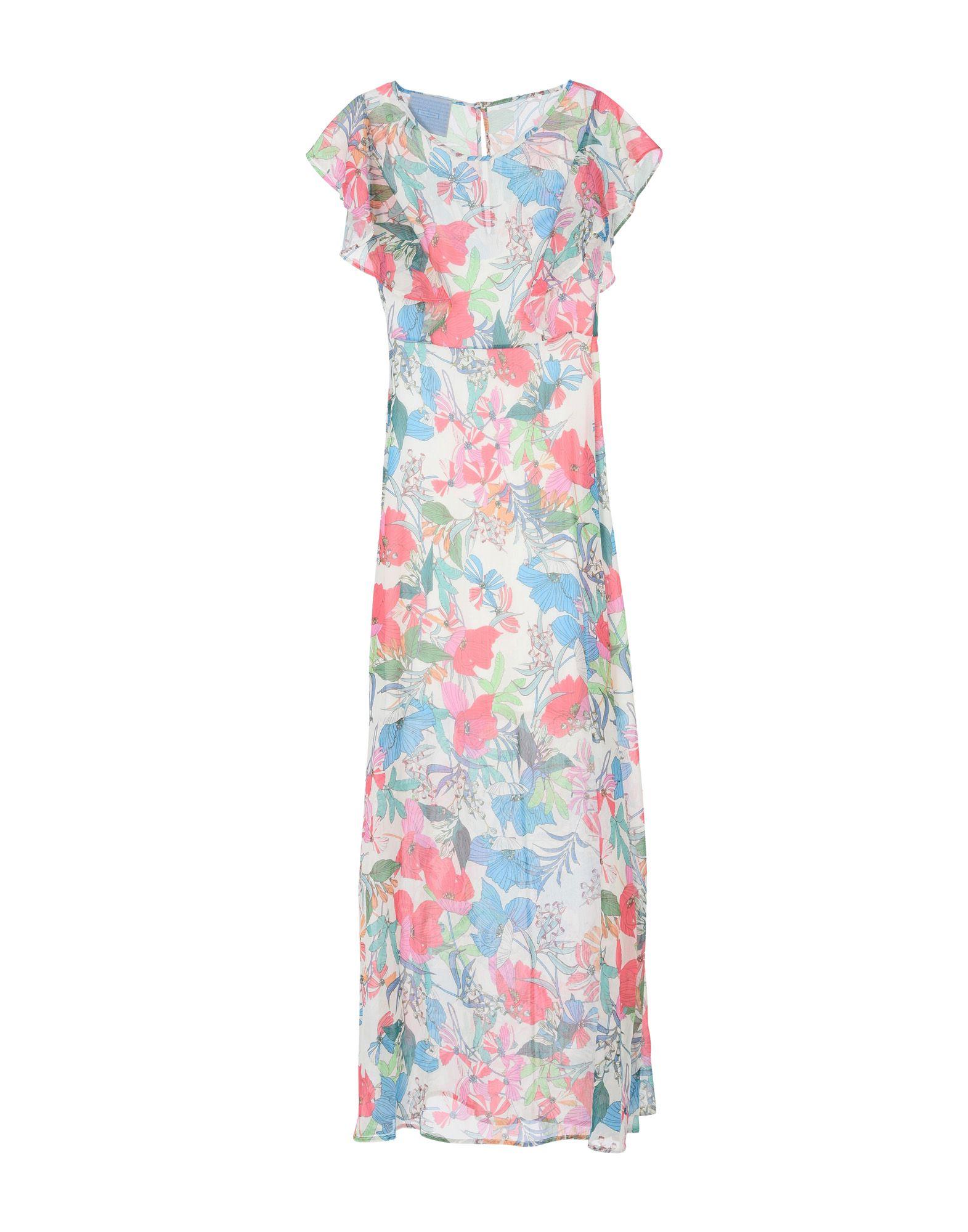 MIA SULIMAN Длинное платье mia mia комбинация амаранта