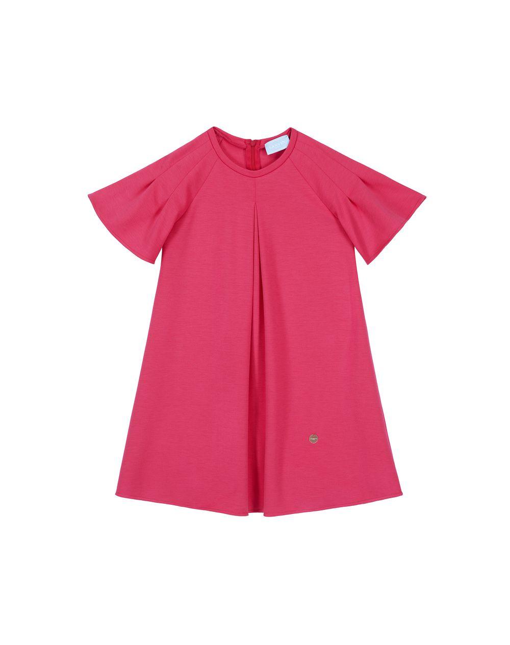 Lanvin Fuchsia Dress Dress Childrenswear Women