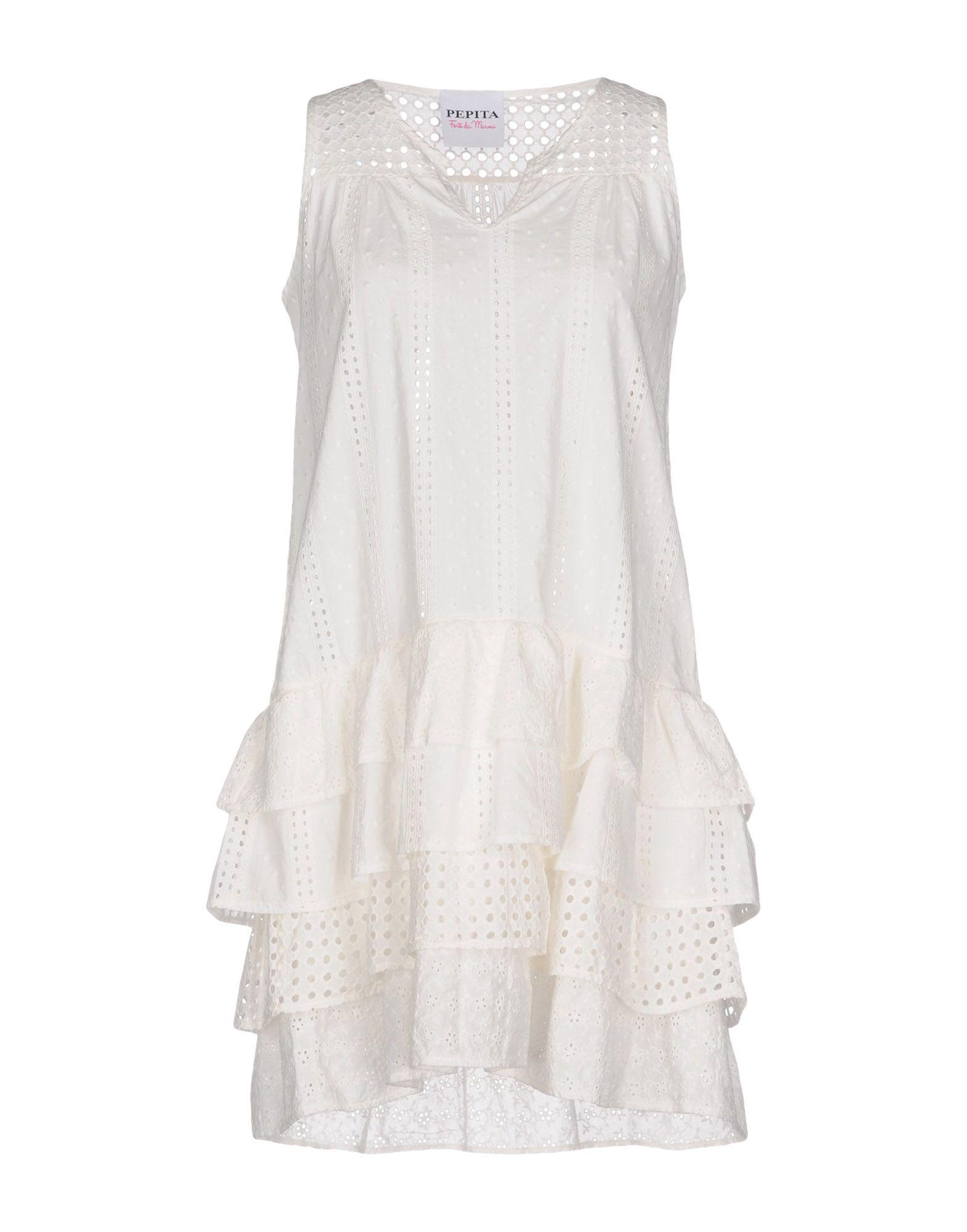 купить PEPITA Короткое платье по цене 7500 рублей