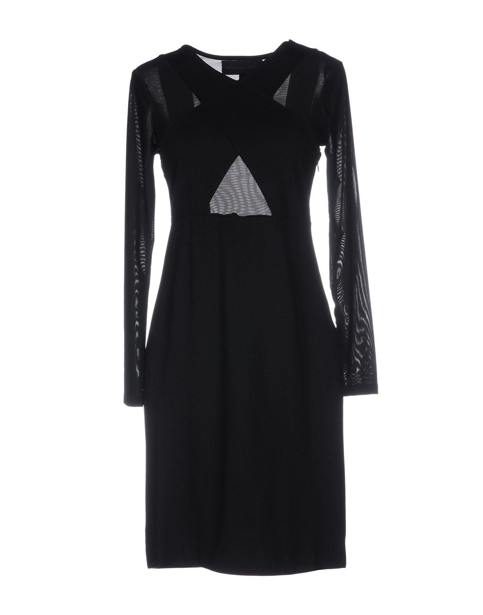 цена KENDALL + KYLIE Короткое платье онлайн в 2017 году