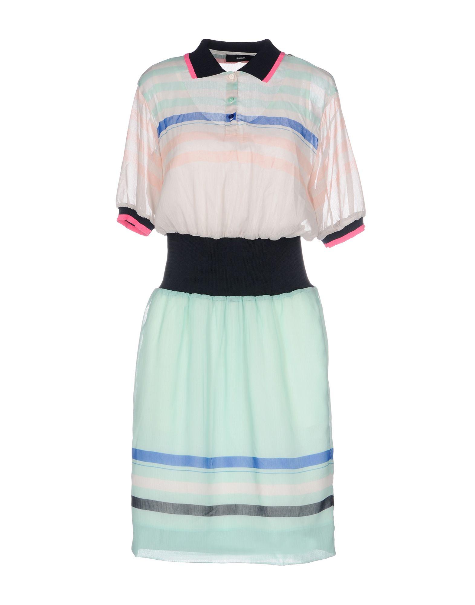 DIESEL Платье до колена платье diesel diesel di303ewwld80