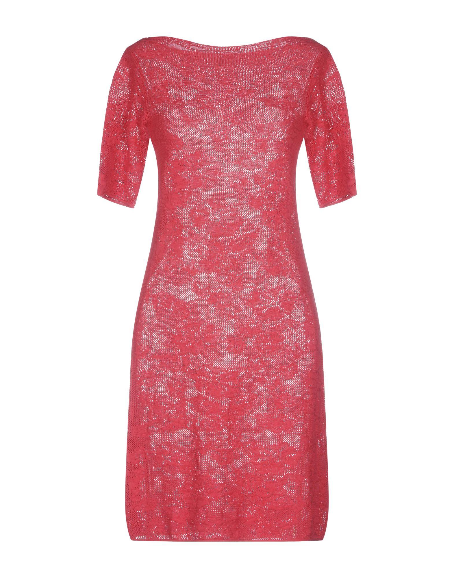 KANGRA CASHMERE Короткое платье
