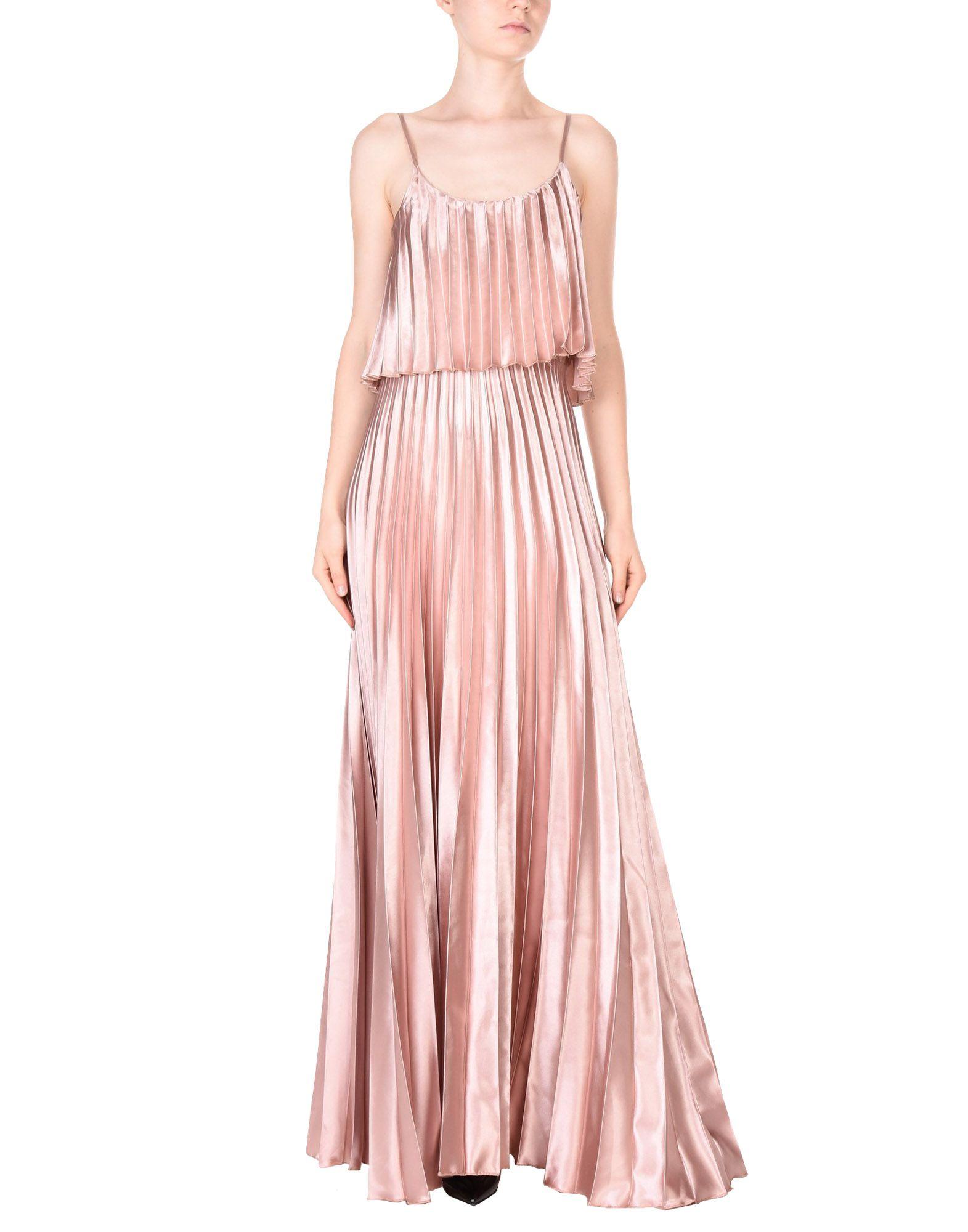 OH MY LOVE Длинное платье женское платье my goal crewneck batwing 040591
