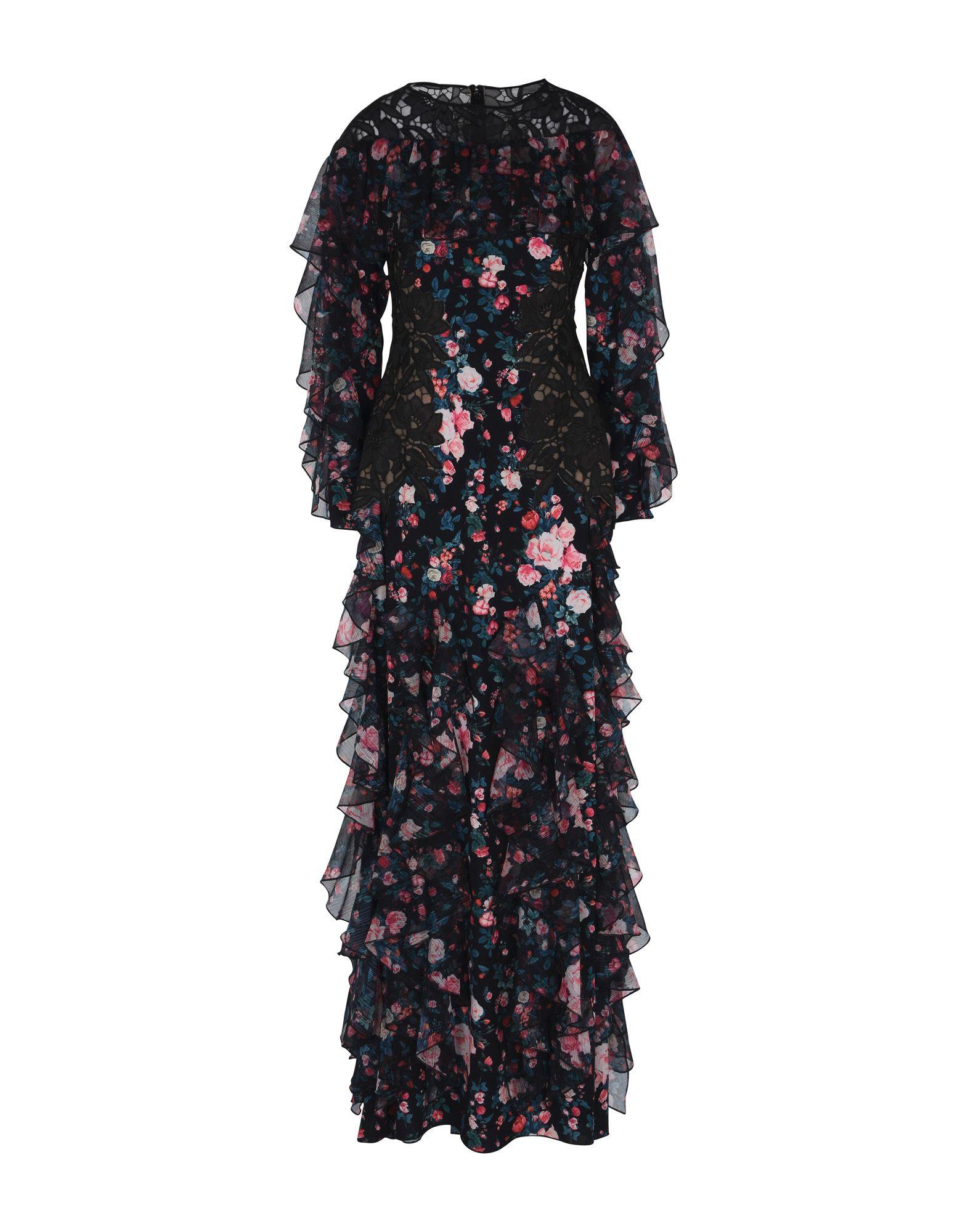 TADASHI SHOJI Длинное платье женское платье tadashi shoji q01538068