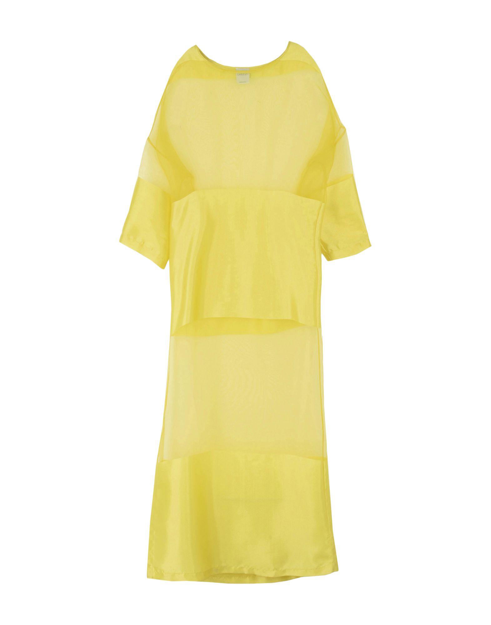 KHAMSIN Платье длиной 3/4 lisa corti платье длиной 3 4