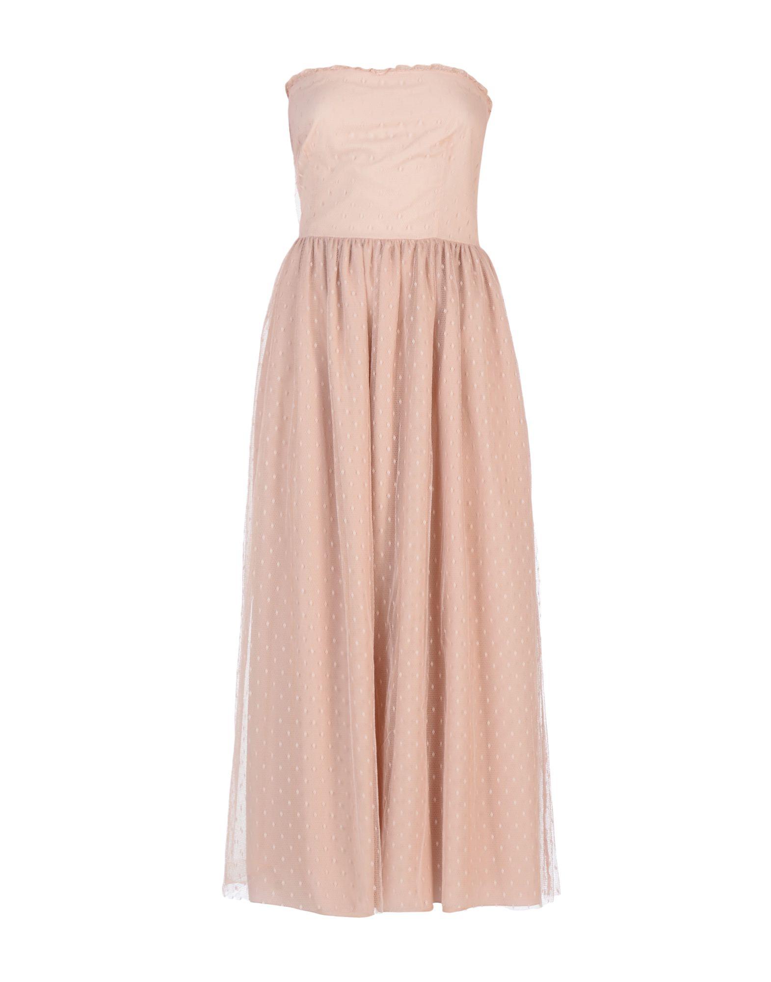 REDValentino Платье длиной 3/4 lisa corti платье длиной 3 4