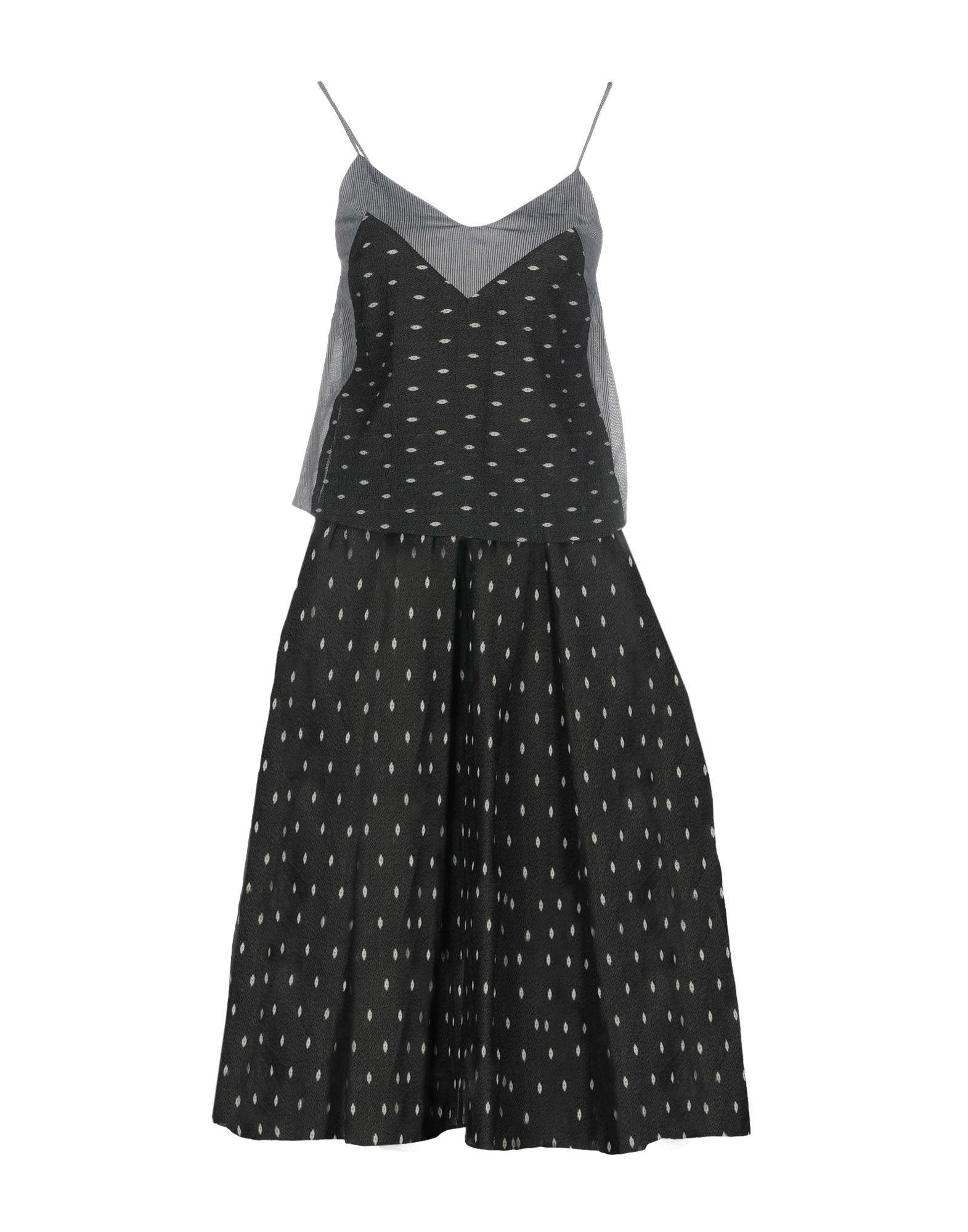 PITCHOUGUINA Платье длиной 3/4 lisa corti платье длиной 3 4