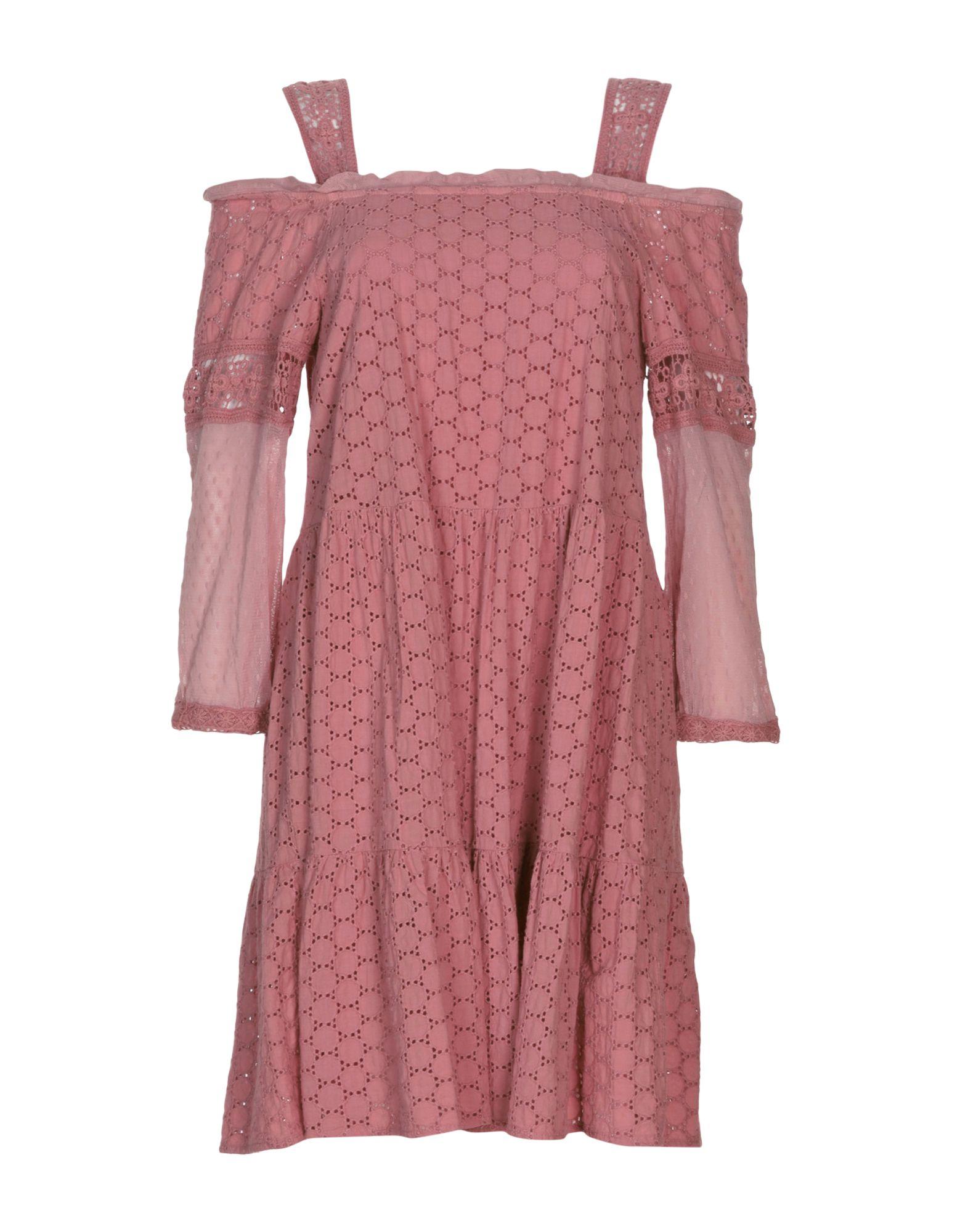 Фото - MYF Короткое платье myf короткое платье