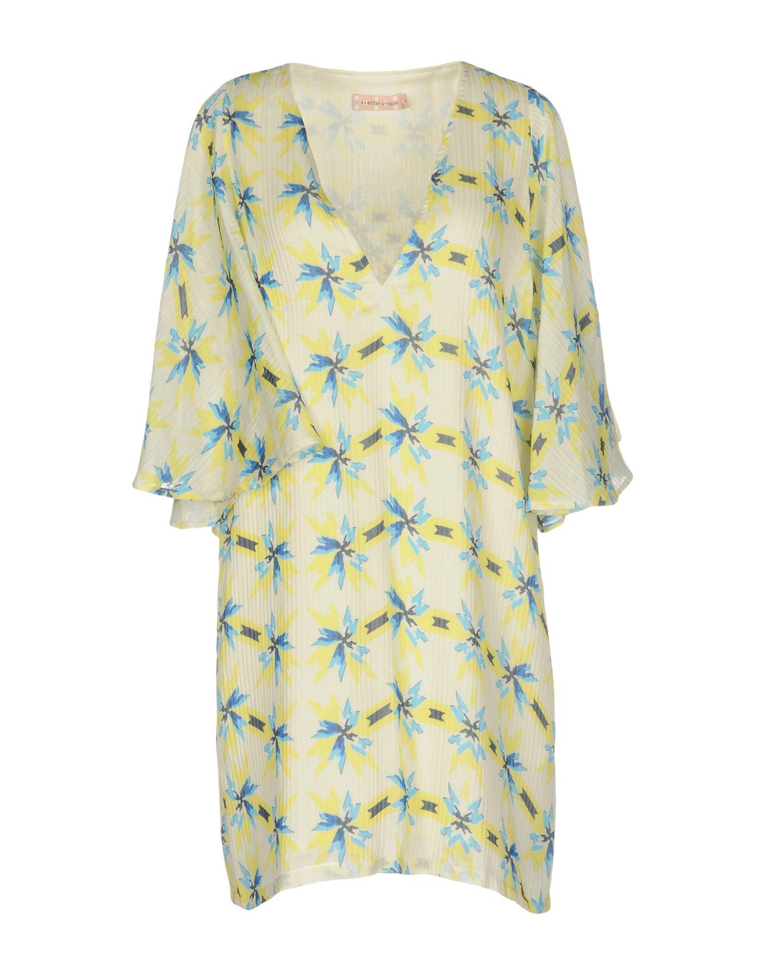 TRAFFIC PEOPLE Короткое платье цена