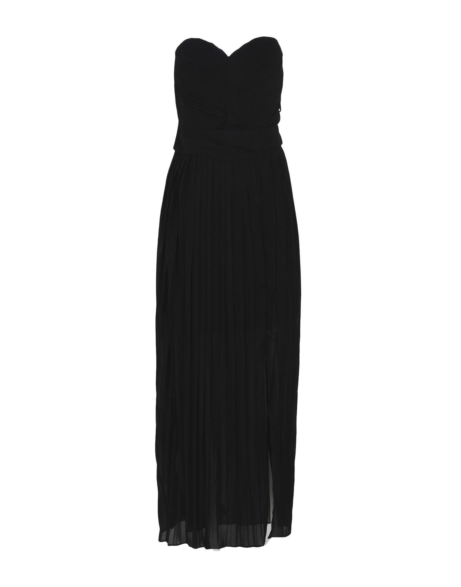 ANGEL EYE Длинное платье платье короткое спереди длинное сзади летнее