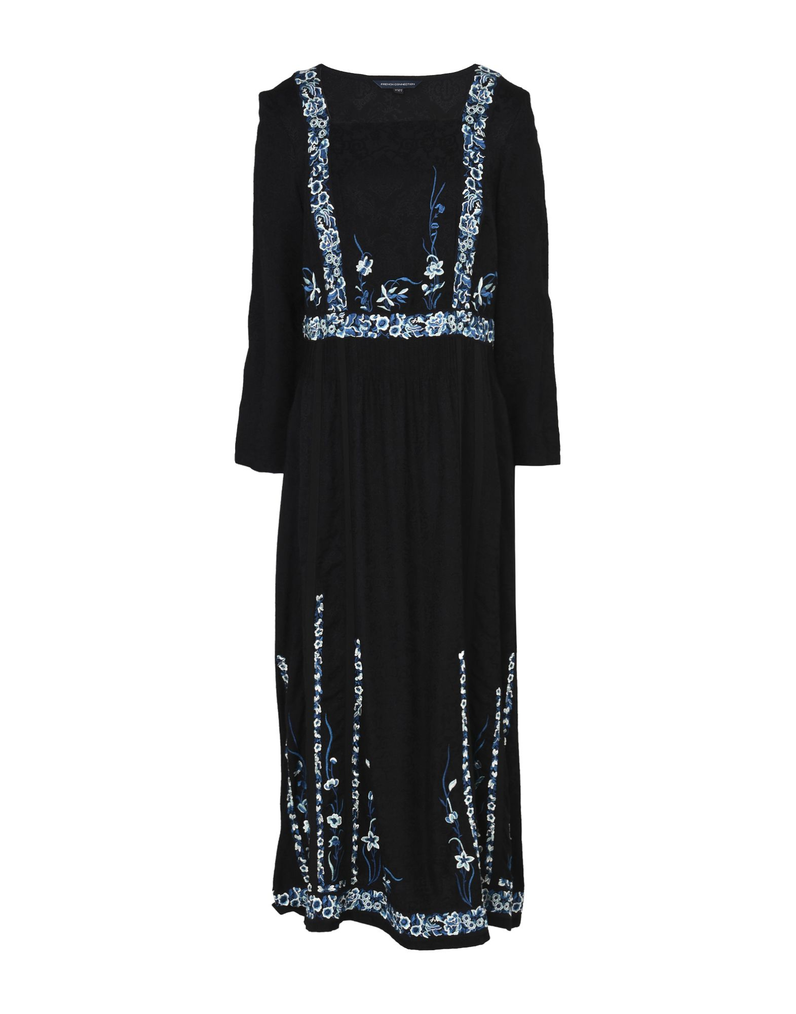 FRENCH CONNECTION Платье длиной 3/4 lisa corti платье длиной 3 4