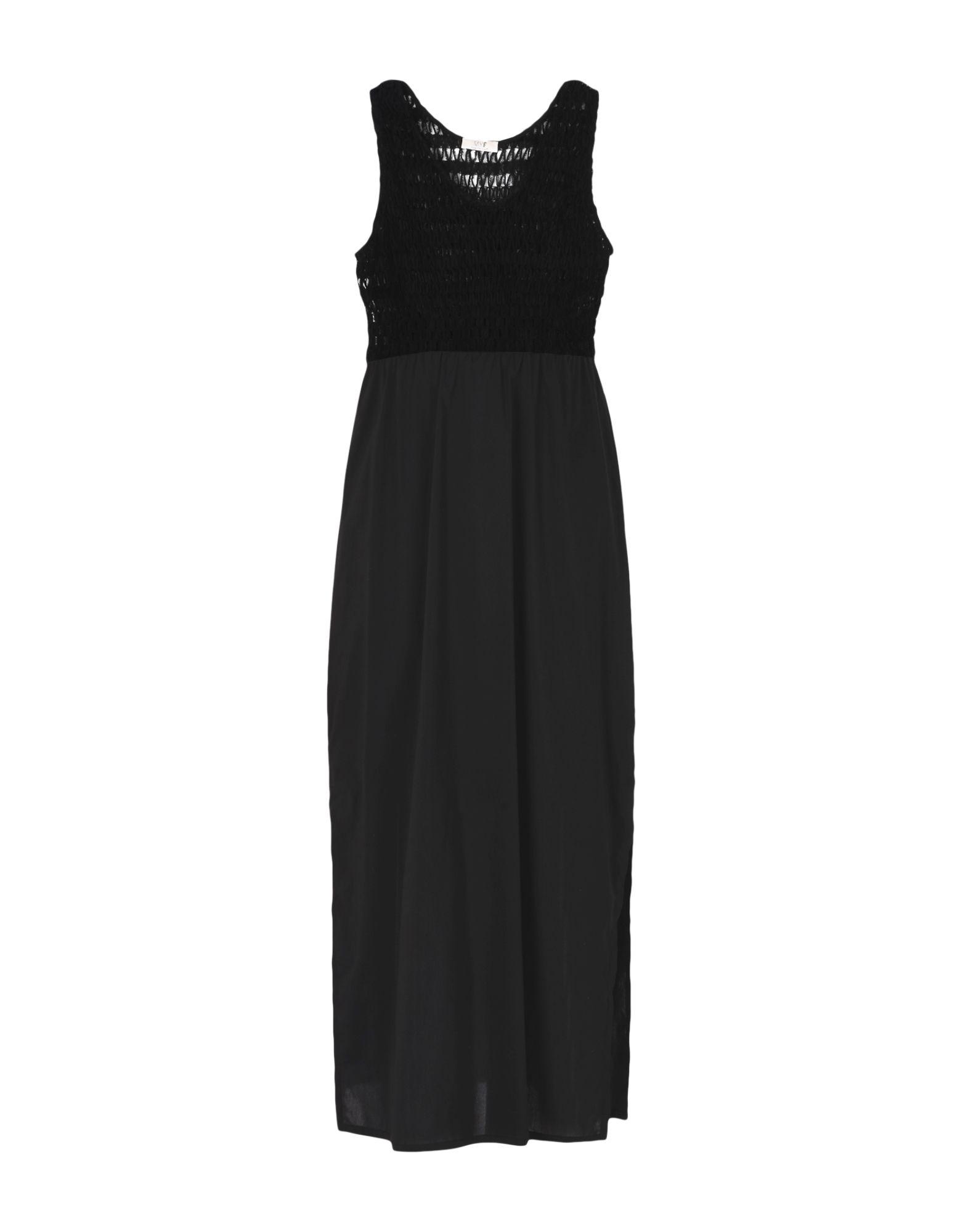 MYF Платье длиной 3/4 lisa corti платье длиной 3 4