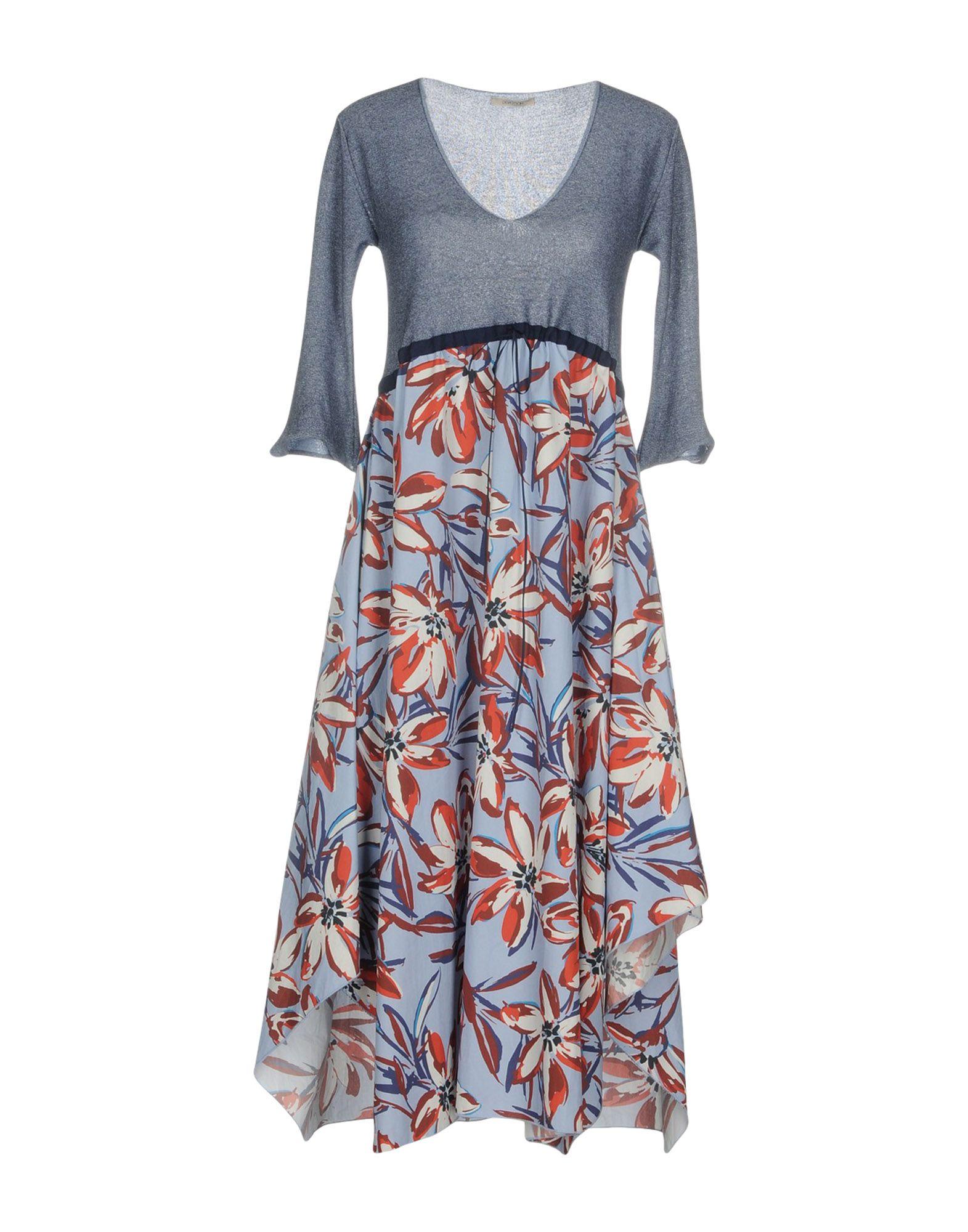 DEVOTION Платье длиной 3/4 devotion платье до колена