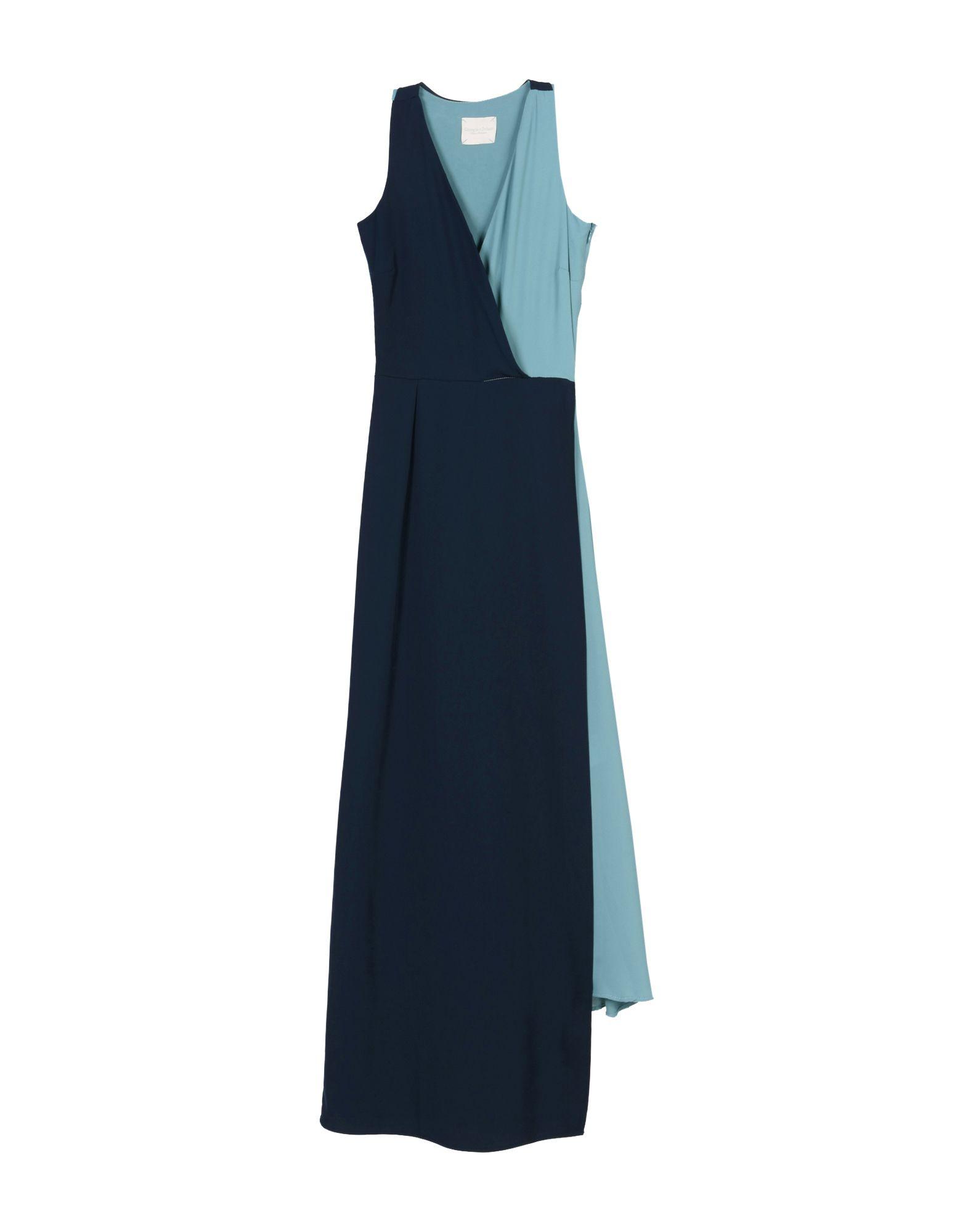 GIORGIA & JOHNS Длинное платье johns irebh 32
