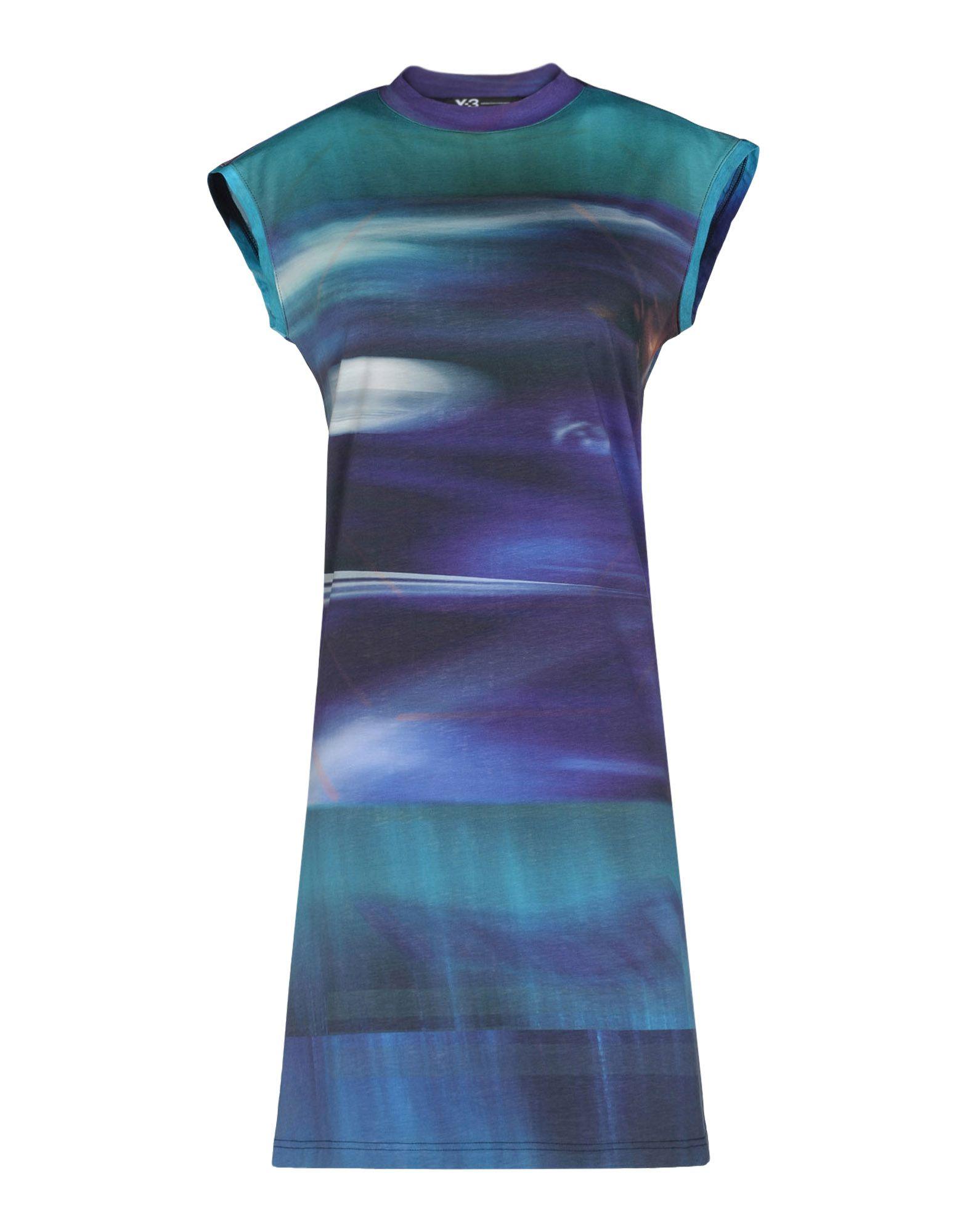 Y-3 Короткое платье юбка для девочки yb10545 разноцветный y clu