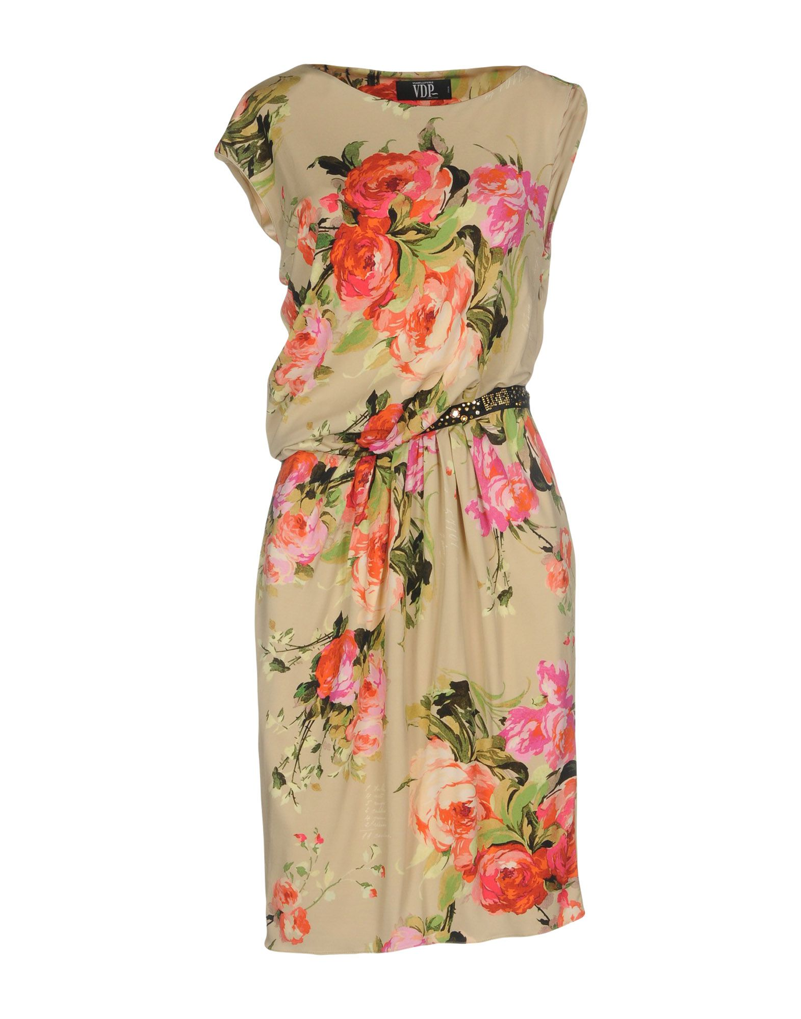 VDP COLLECTION Короткое платье fine collection короткое платье