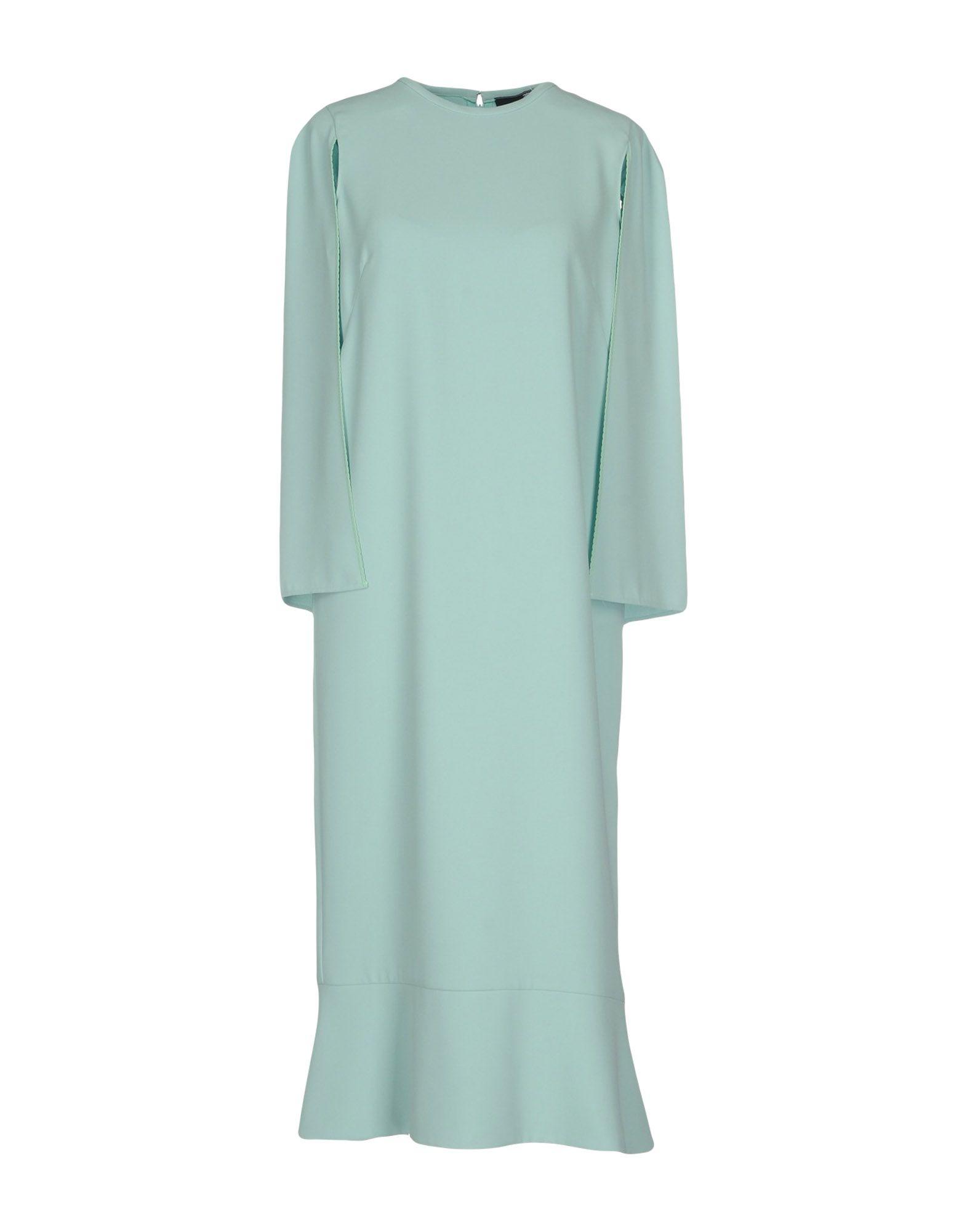 ELISABETTA FRANCHI 24 ORE Платье длиной 3/4 выпуск ore 11 4 вращающ пробка