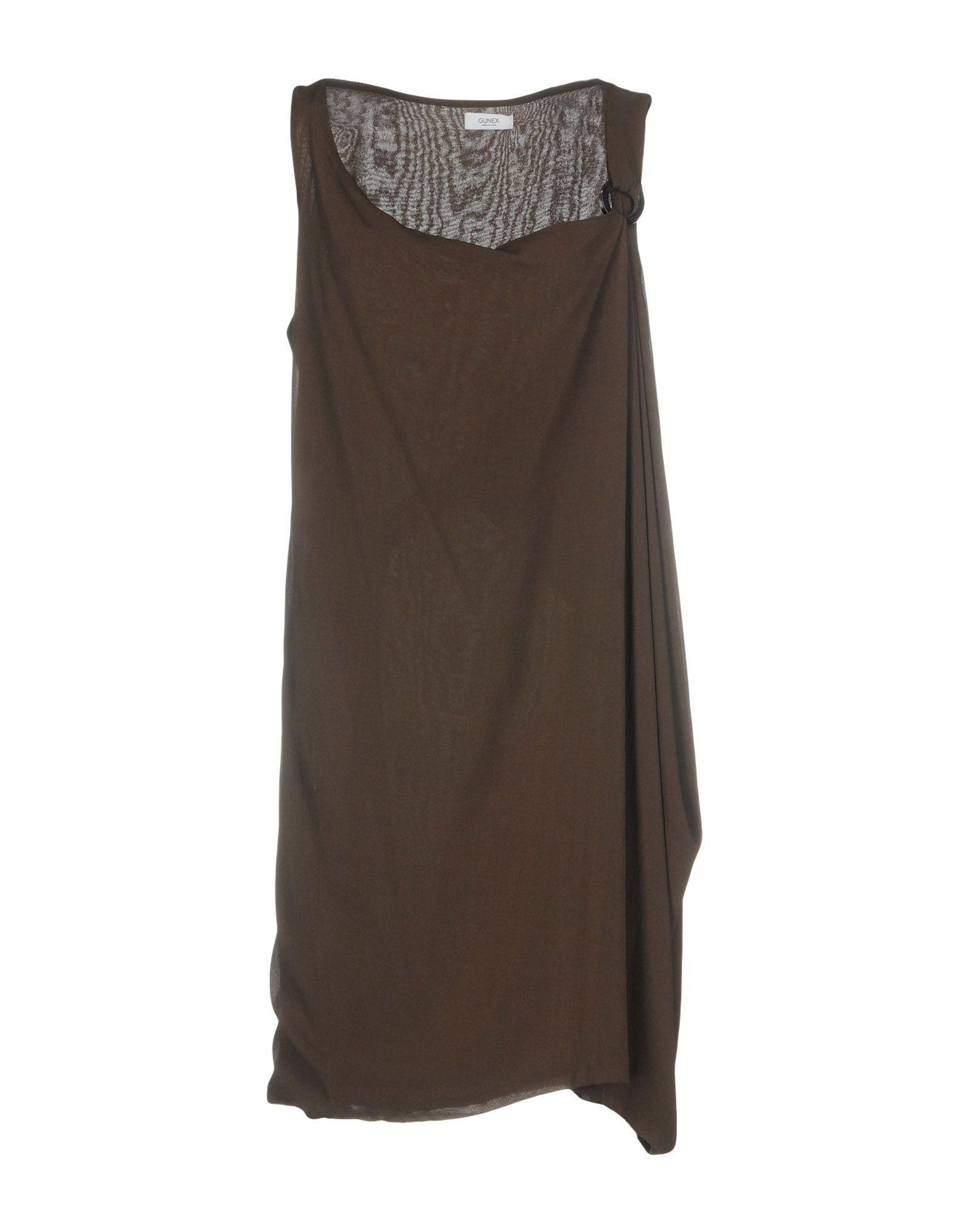 GUNEX Короткое платье цена 2017