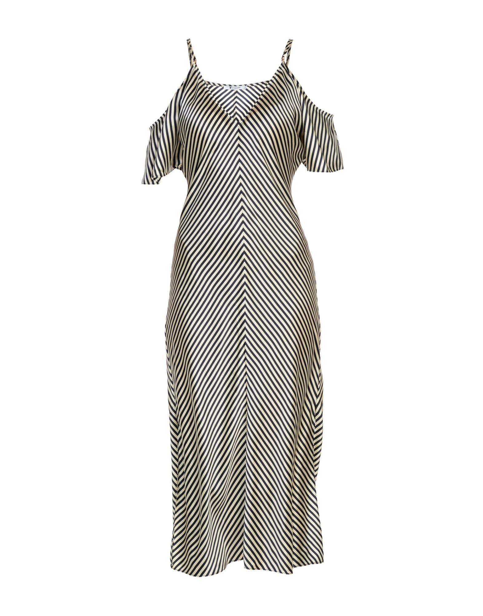 ALEXANDERWANG.T Платье длиной 3/4