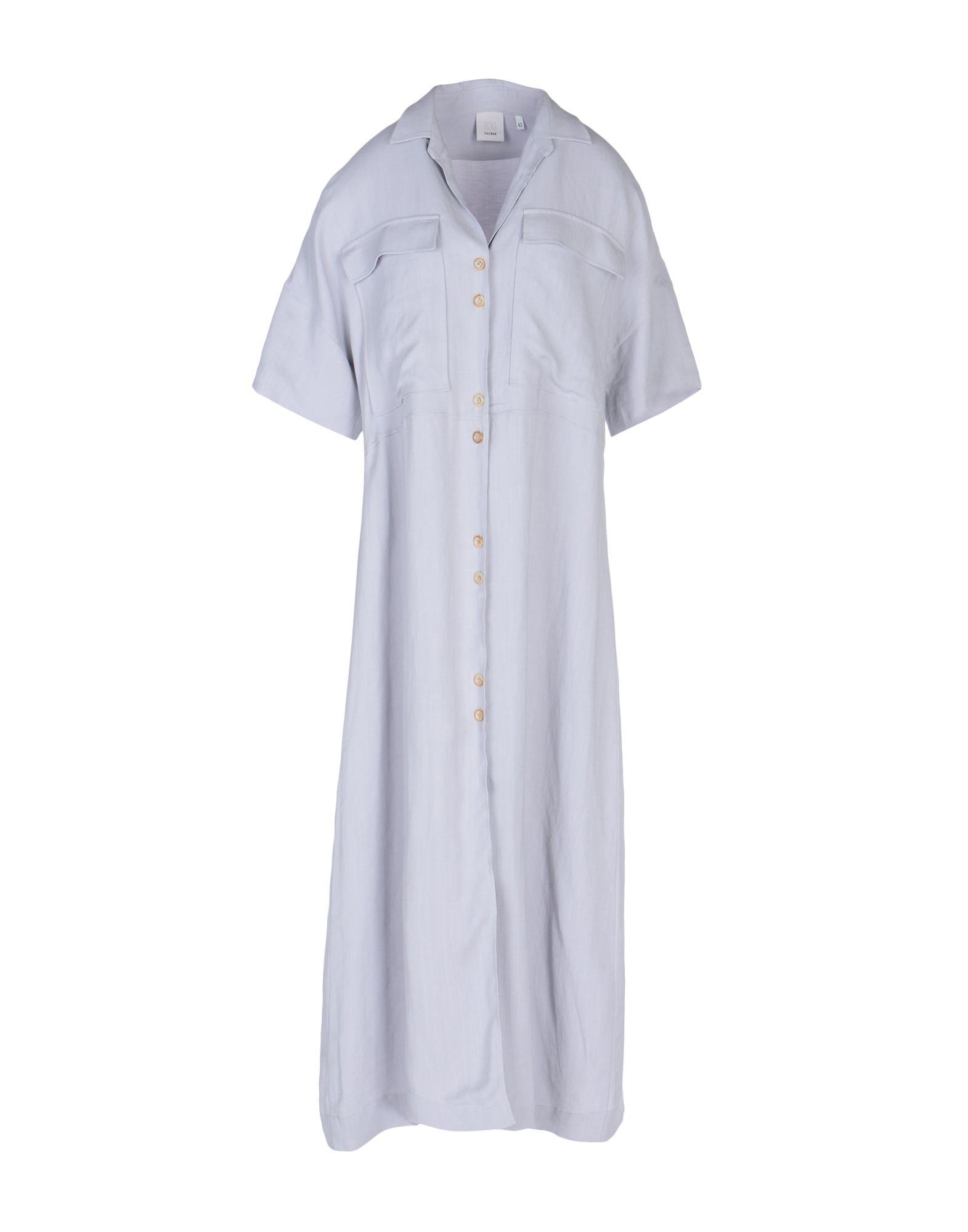 CALIBAN Платье длиной 3/4 lisa corti платье длиной 3 4