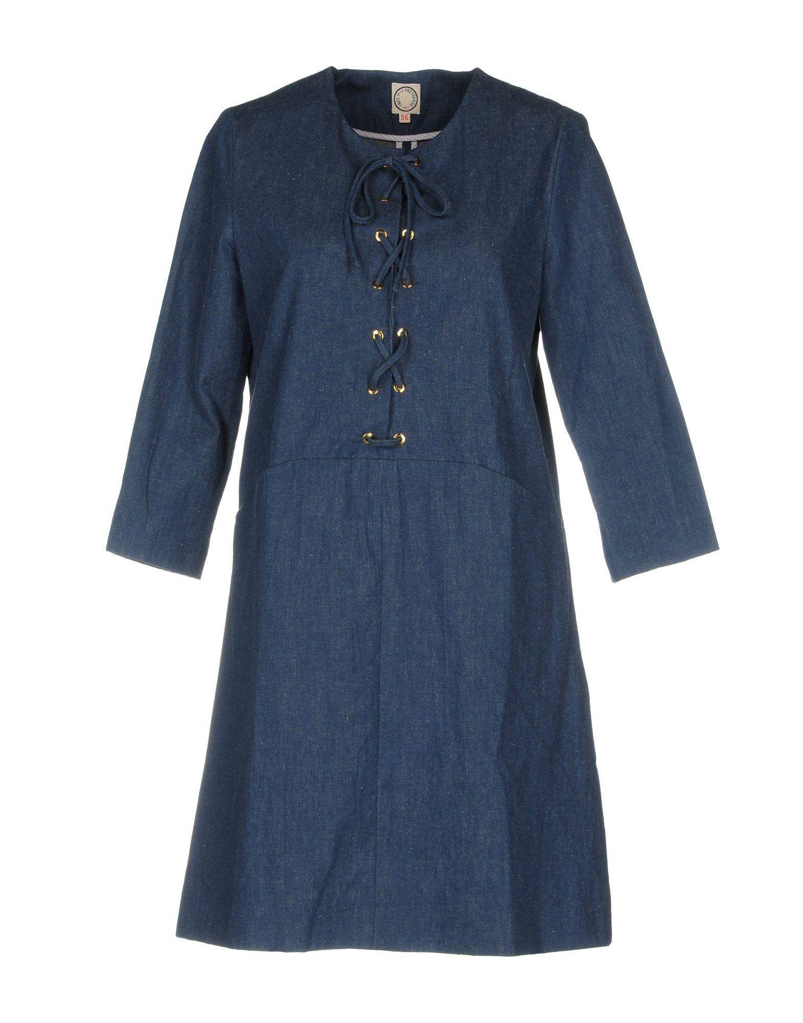 INES DE LA FRESSANGE Короткое платье цена