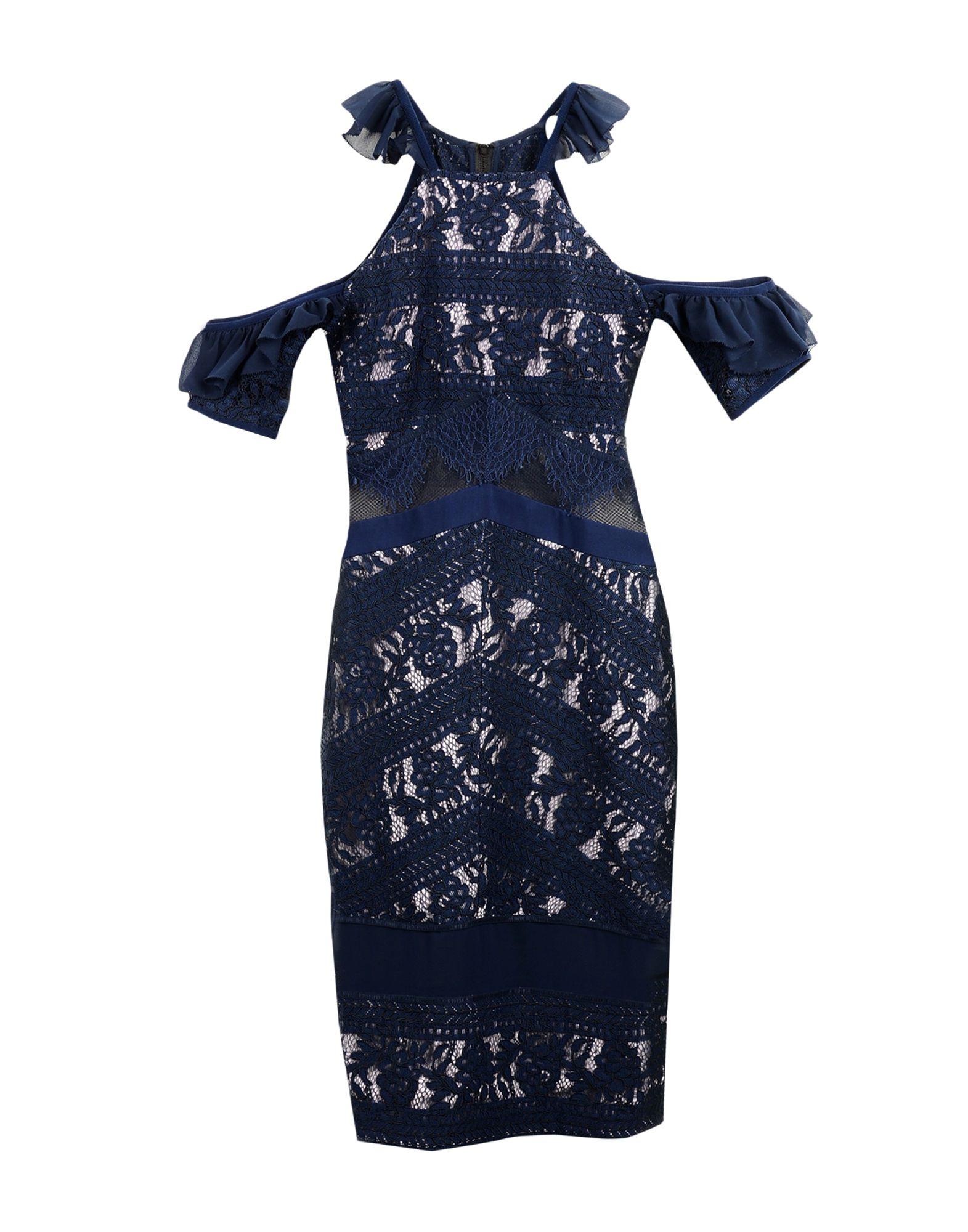 где купить THREE FLOOR Платье до колена по лучшей цене