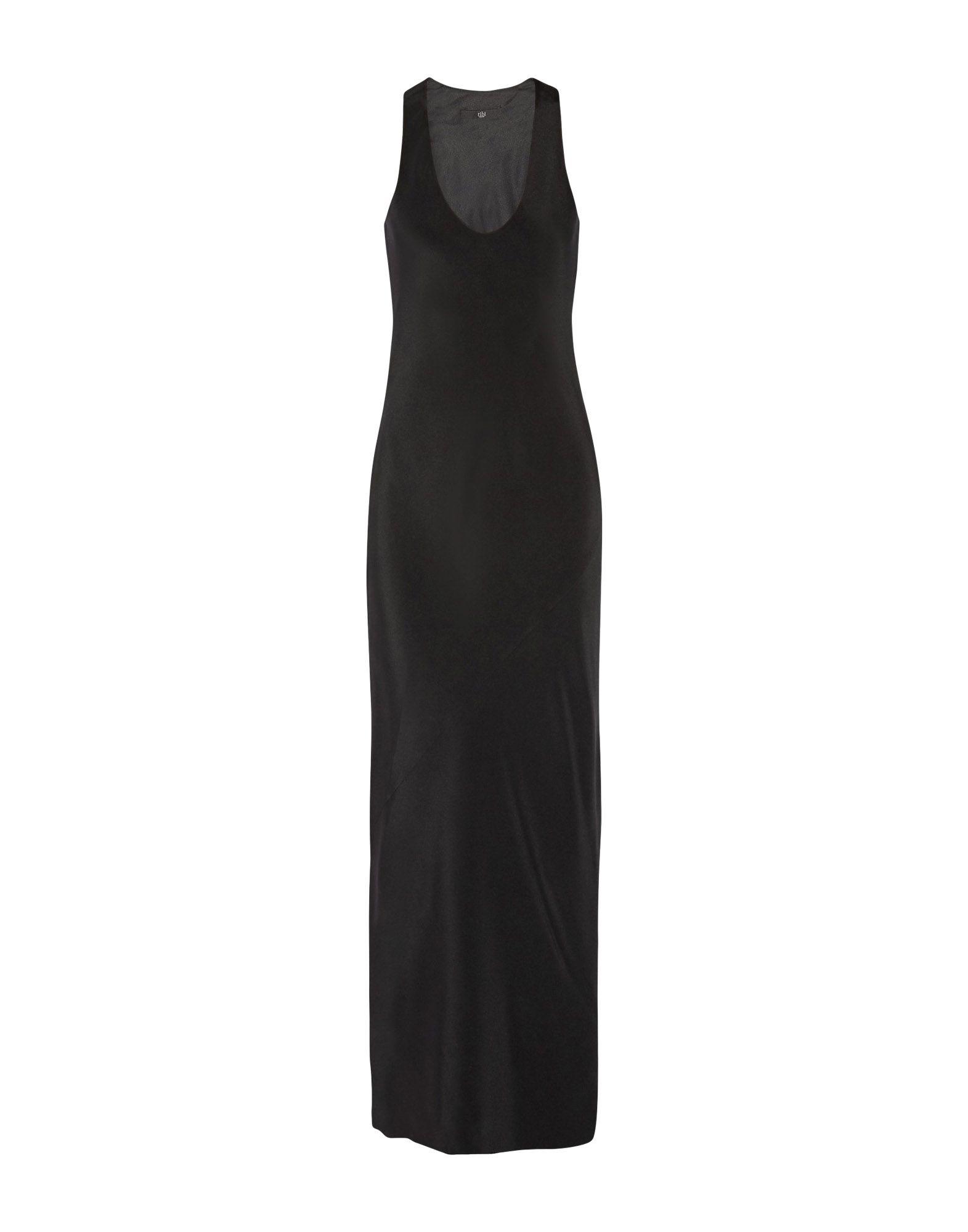 Фото - TIBI Длинное платье tibi длинное платье