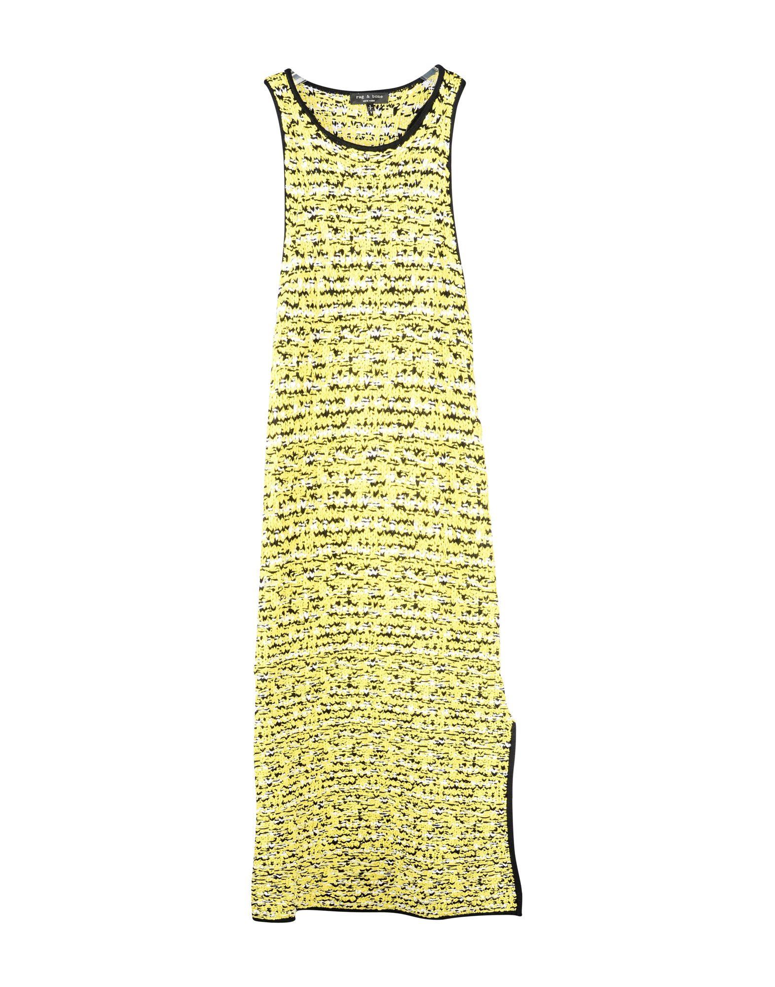 цена RAG & BONE Длинное платье онлайн в 2017 году