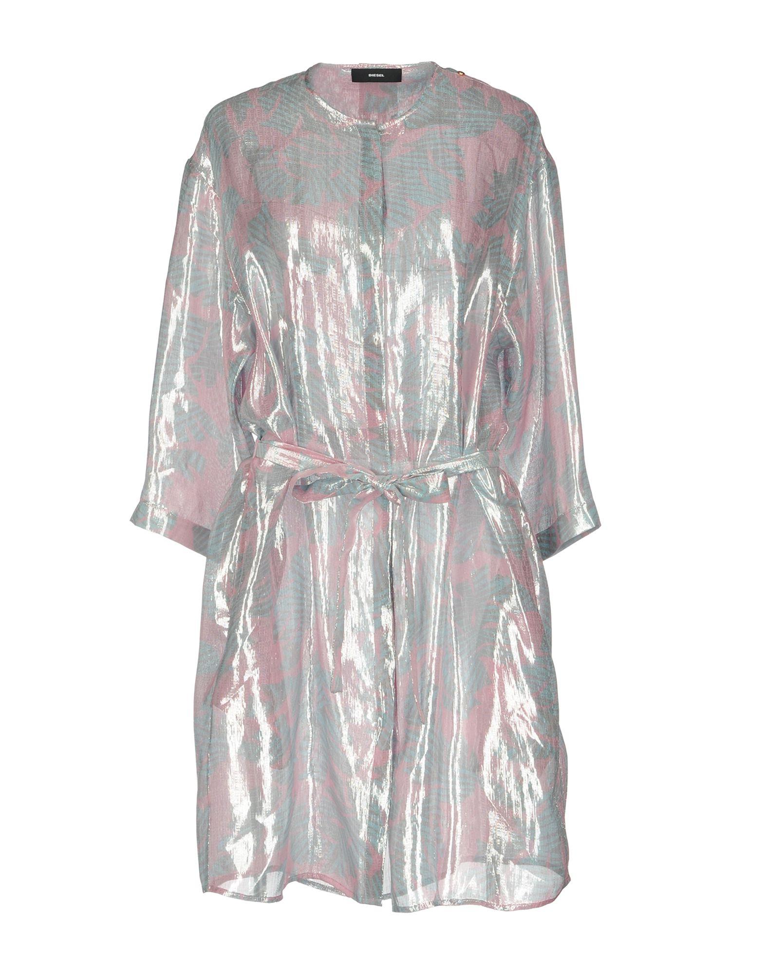 DIESEL Короткое платье рубашка diesel diesel di303emrxw49