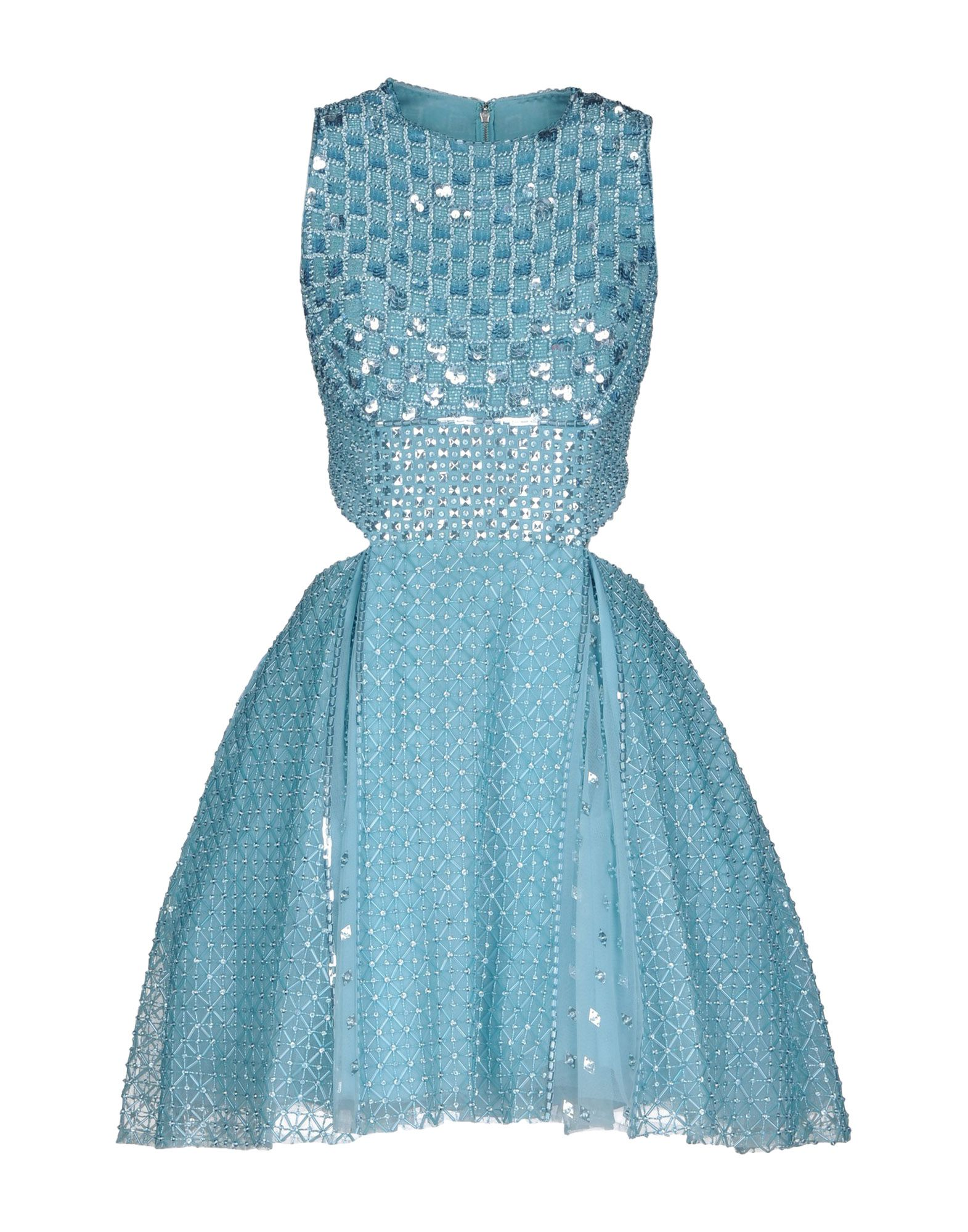 где купить ZUHAIR MURAD Короткое платье по лучшей цене