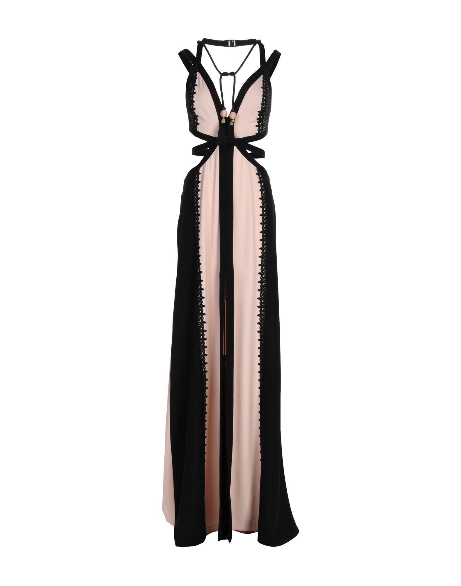 V ITALIA Длинное платье платье короткое спереди длинное сзади летнее